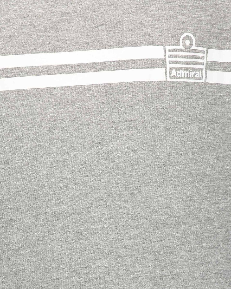 T-Shirt ADMIRAL SMALL LOGO M S4086970 scatto 2