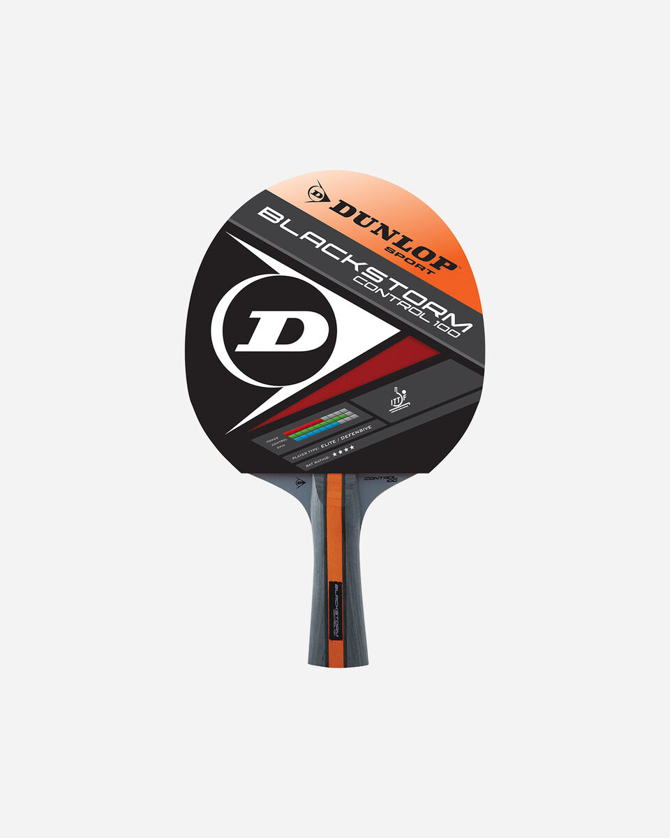 Accessorio ping pong DUNLOP BLACK STORM SPIN S4010049|1|UNI scatto 0
