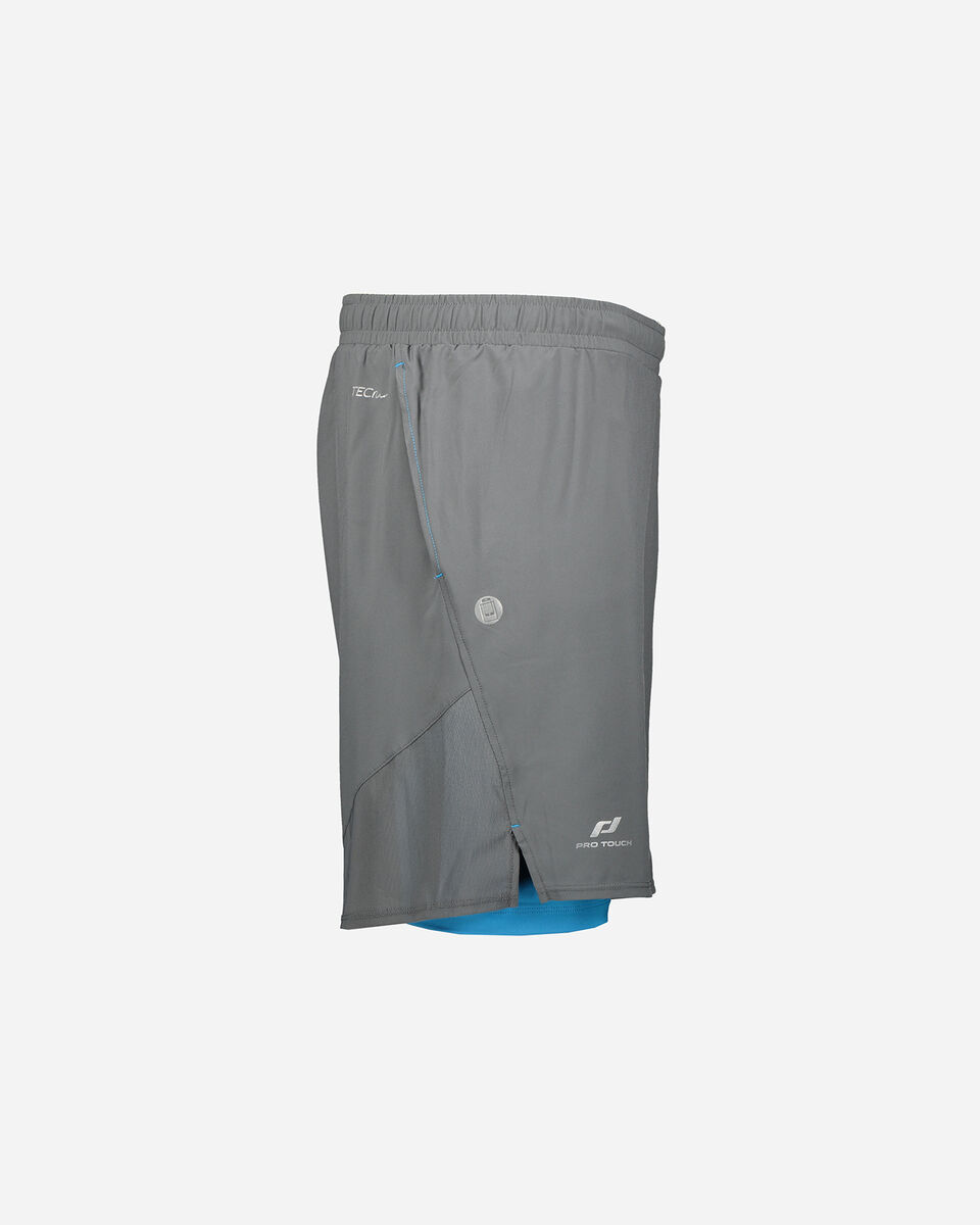 Short running PRO TOUCH 2IN1 STRETCH M S5143156 scatto 1