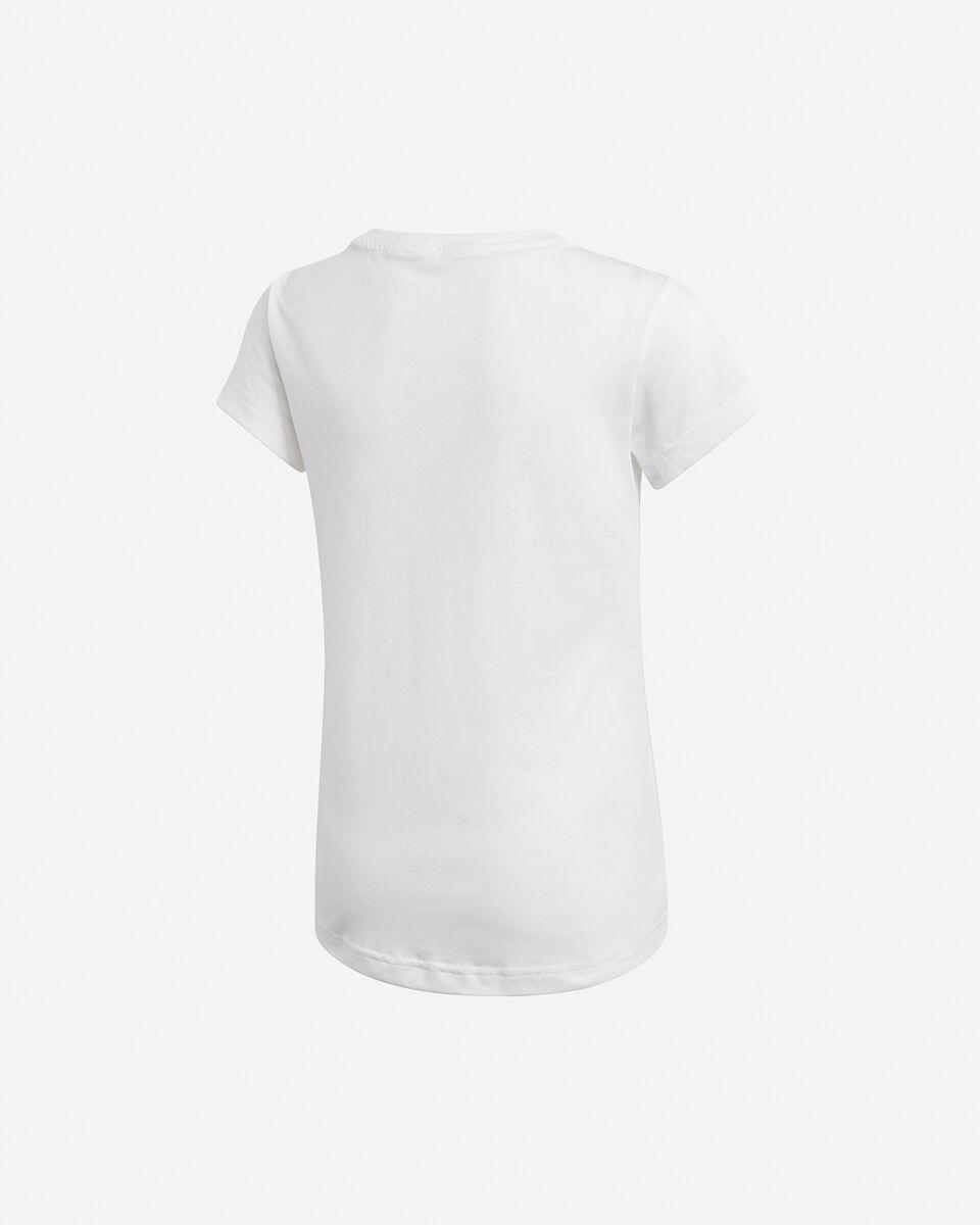 T-Shirt ADIDAS B-LOG JR S5211780 scatto 1