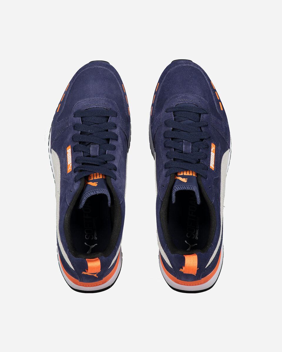 Scarpe sneakers PUMA R78 SD M S5238264 scatto 3