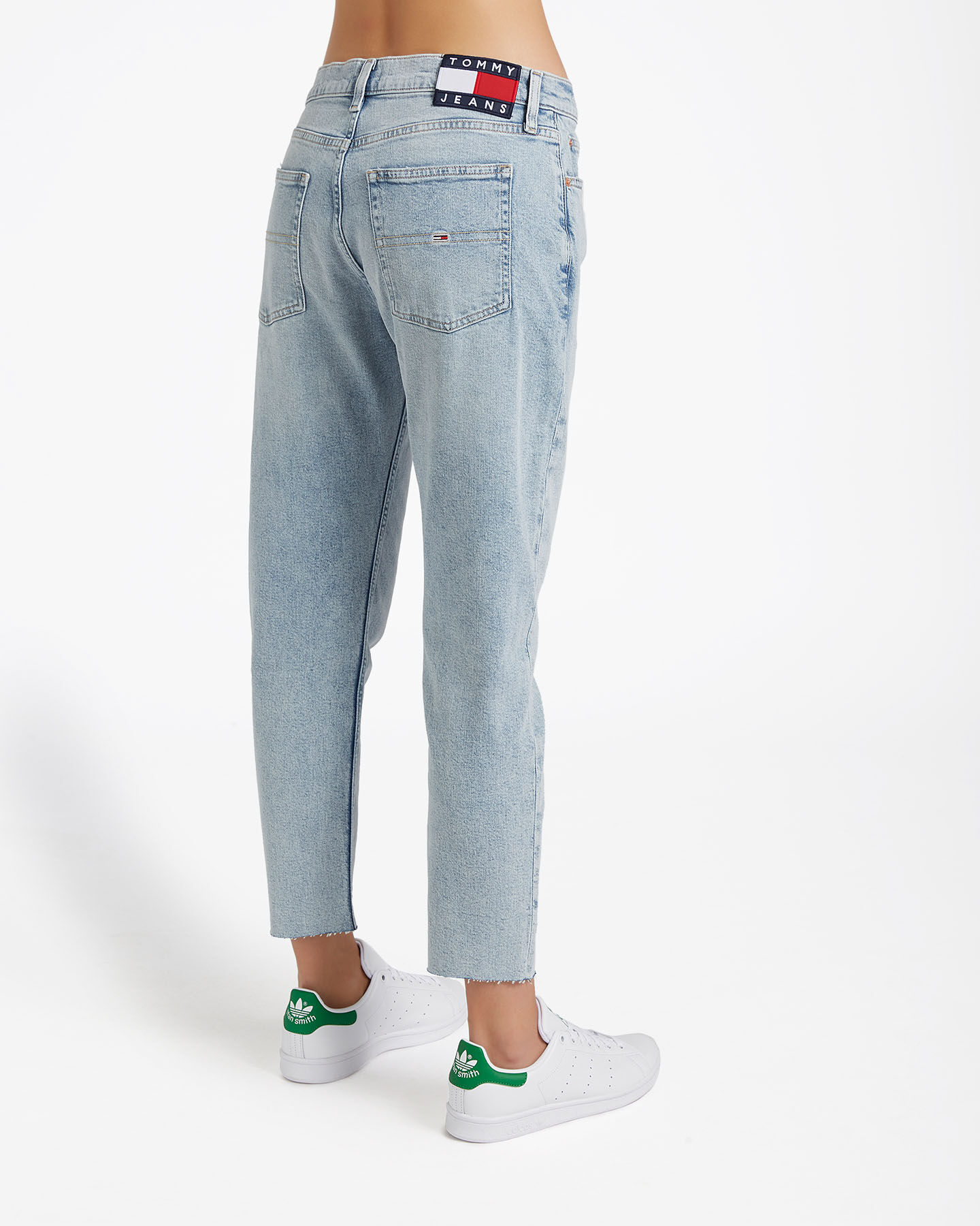 Leggings TOMMY HILFIGER IZZY HIGH RISE SLIM FIT W S4082567 scatto 1