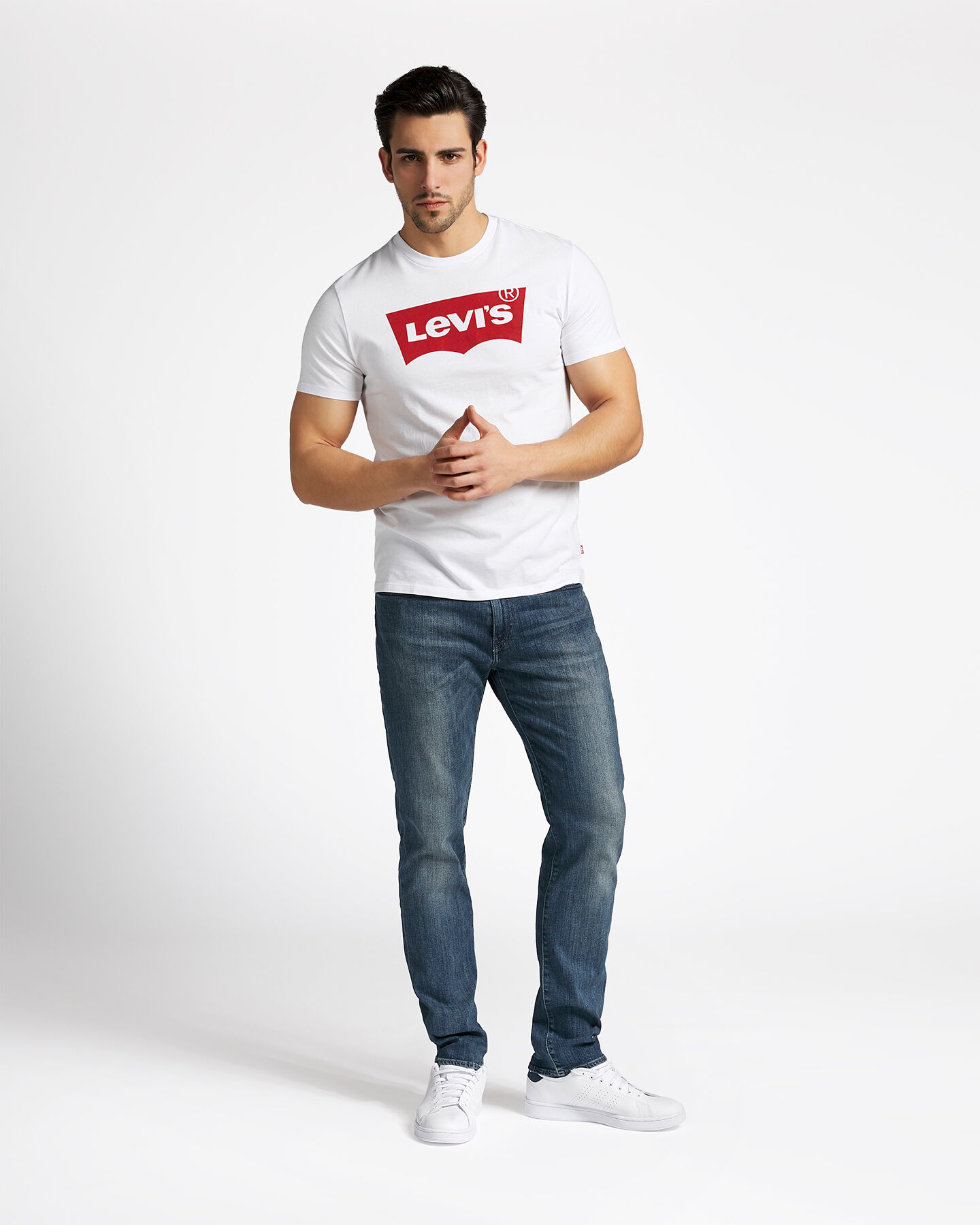 T-Shirt LEVI'S HOUSEMARK M S4064491 scatto 1