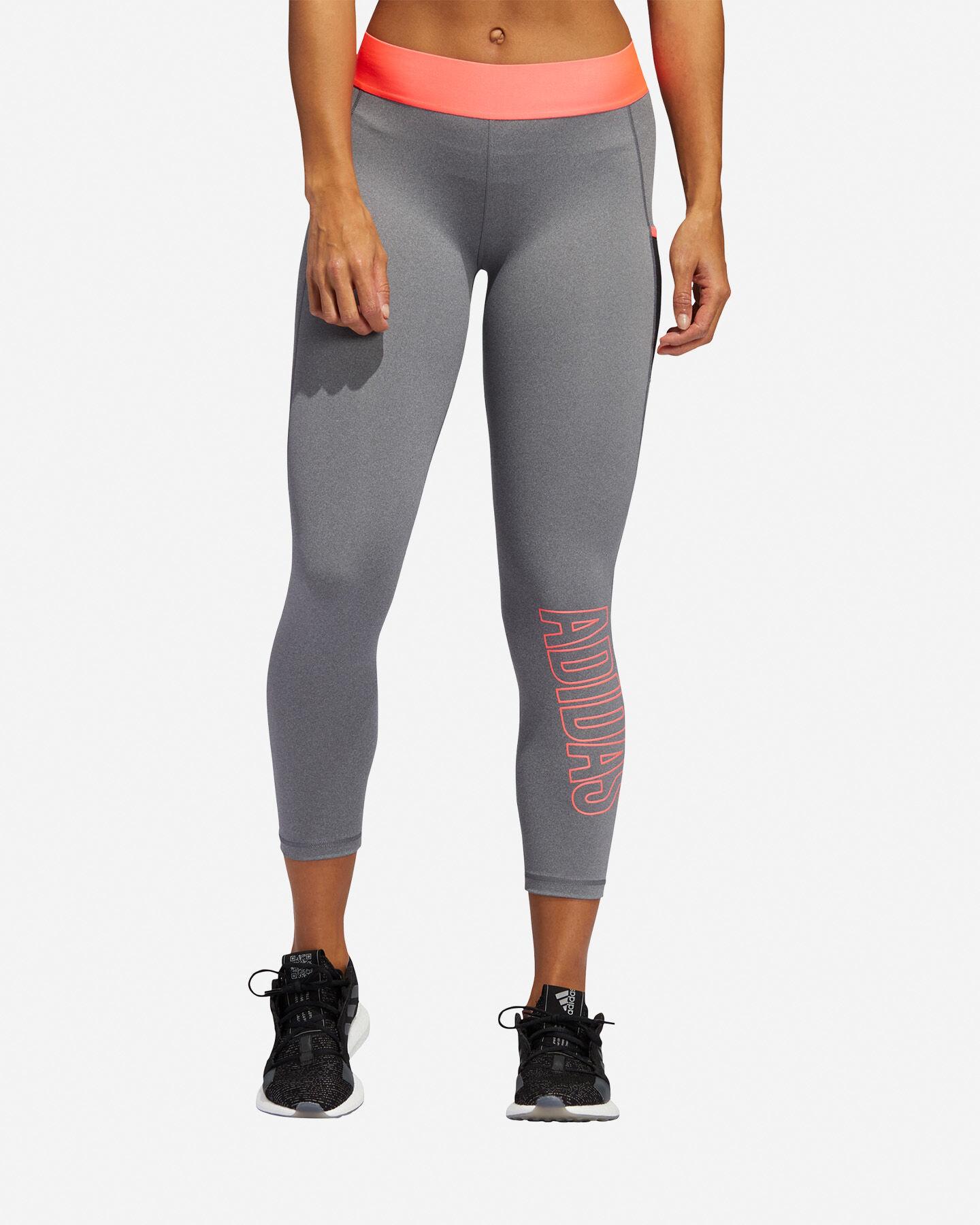 Leggings ADIDAS ALPHA SKIN 7/8 W S5216594 scatto 2