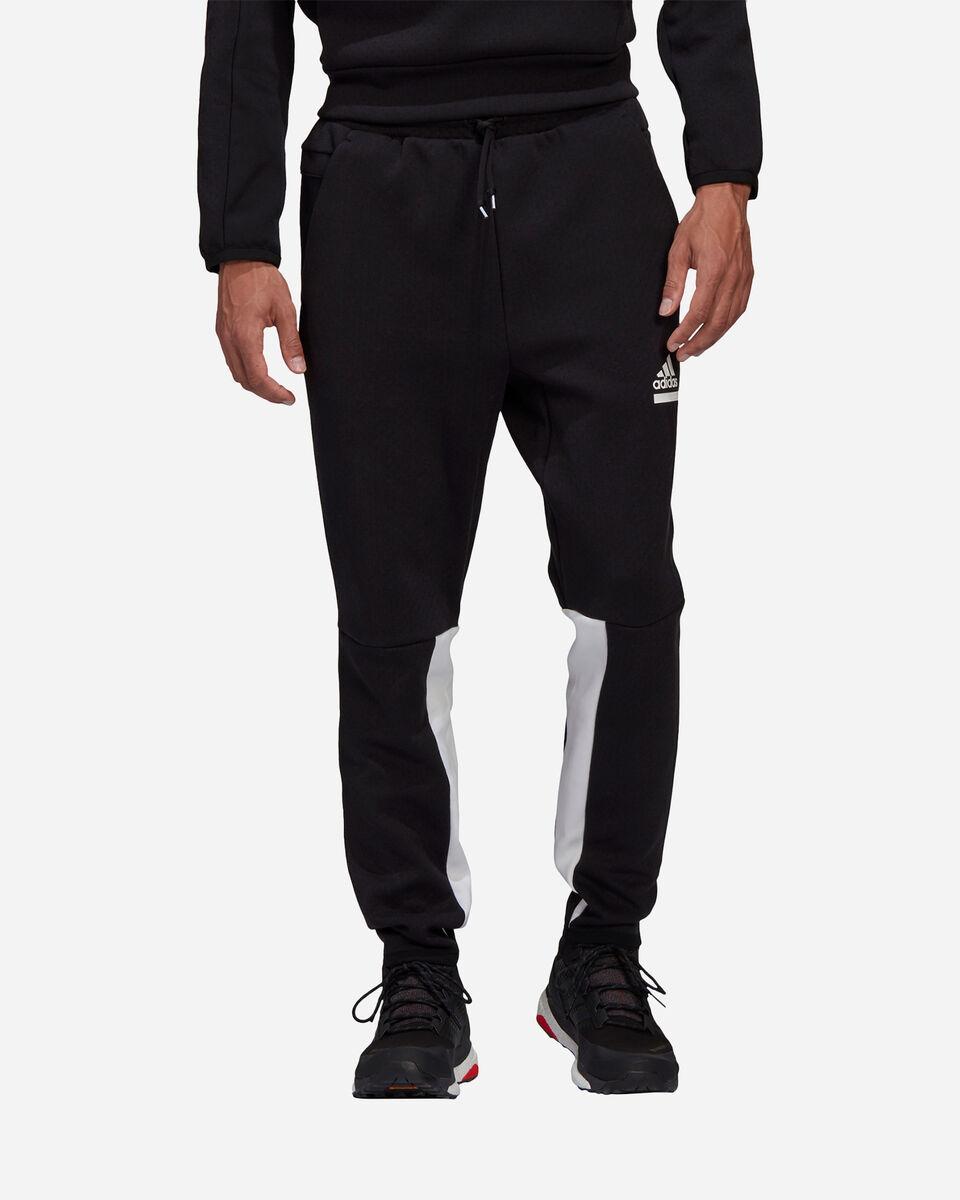 Pantalone ADIDAS ZONE M S5228115 scatto 2