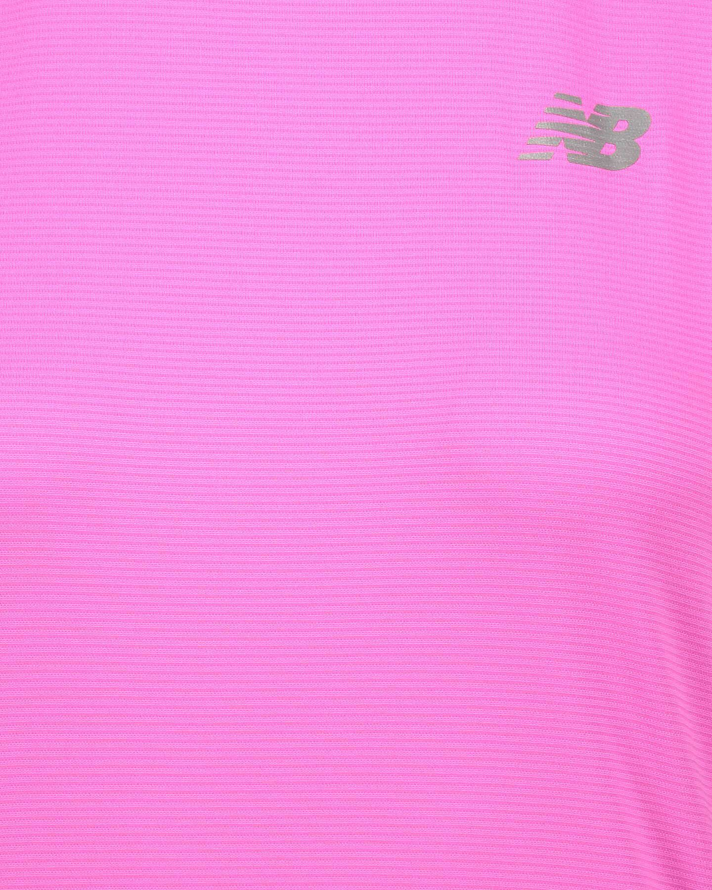 T-Shirt running NEW BALANCE ACCELERATE W S5237426 scatto 2