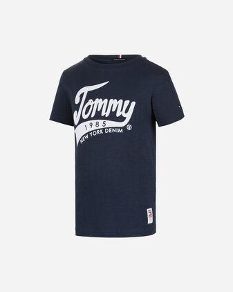 T-Shirt TOMMY HILFIGER FLOCK JR