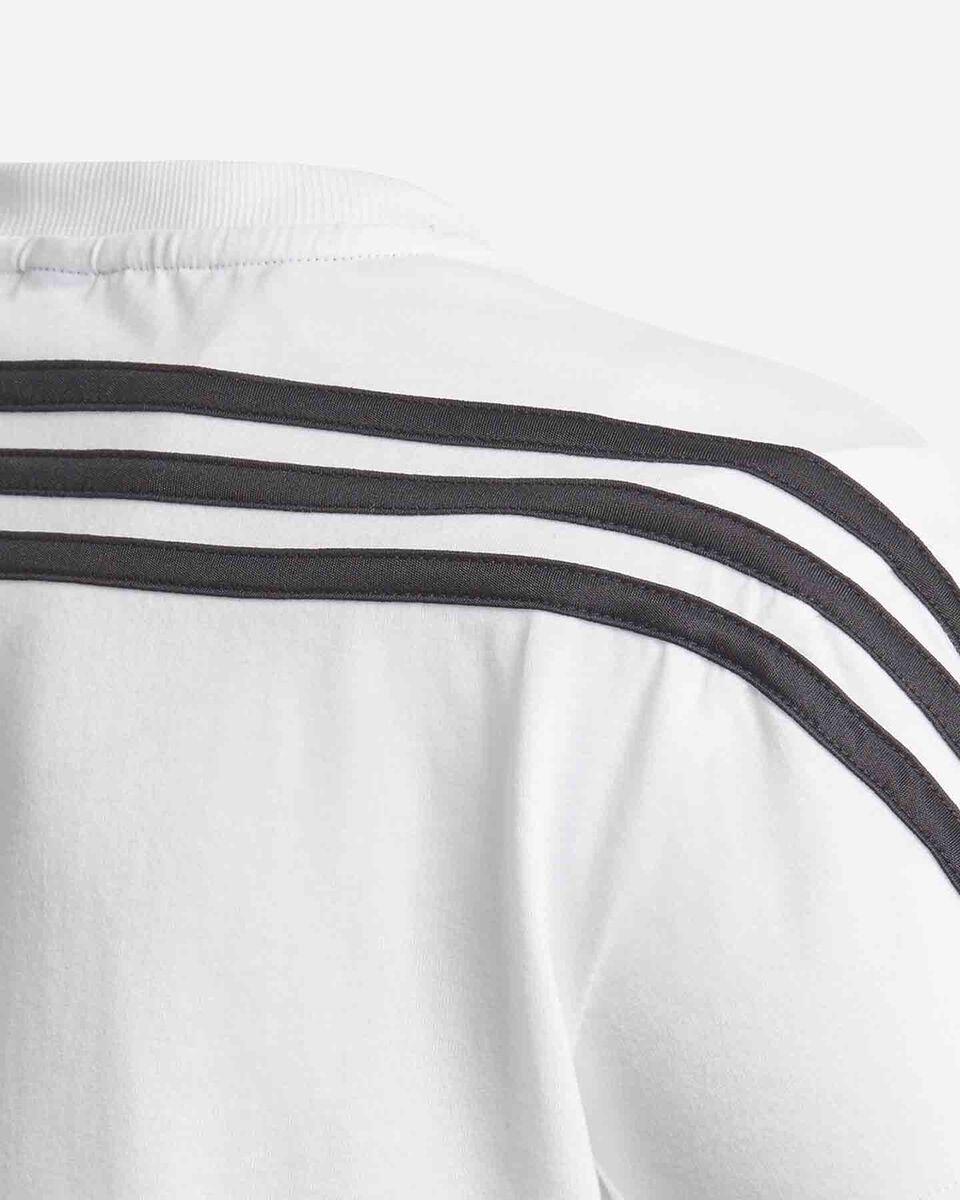 T-Shirt ADIDAS 3 STRIPES JR S5211691 scatto 4
