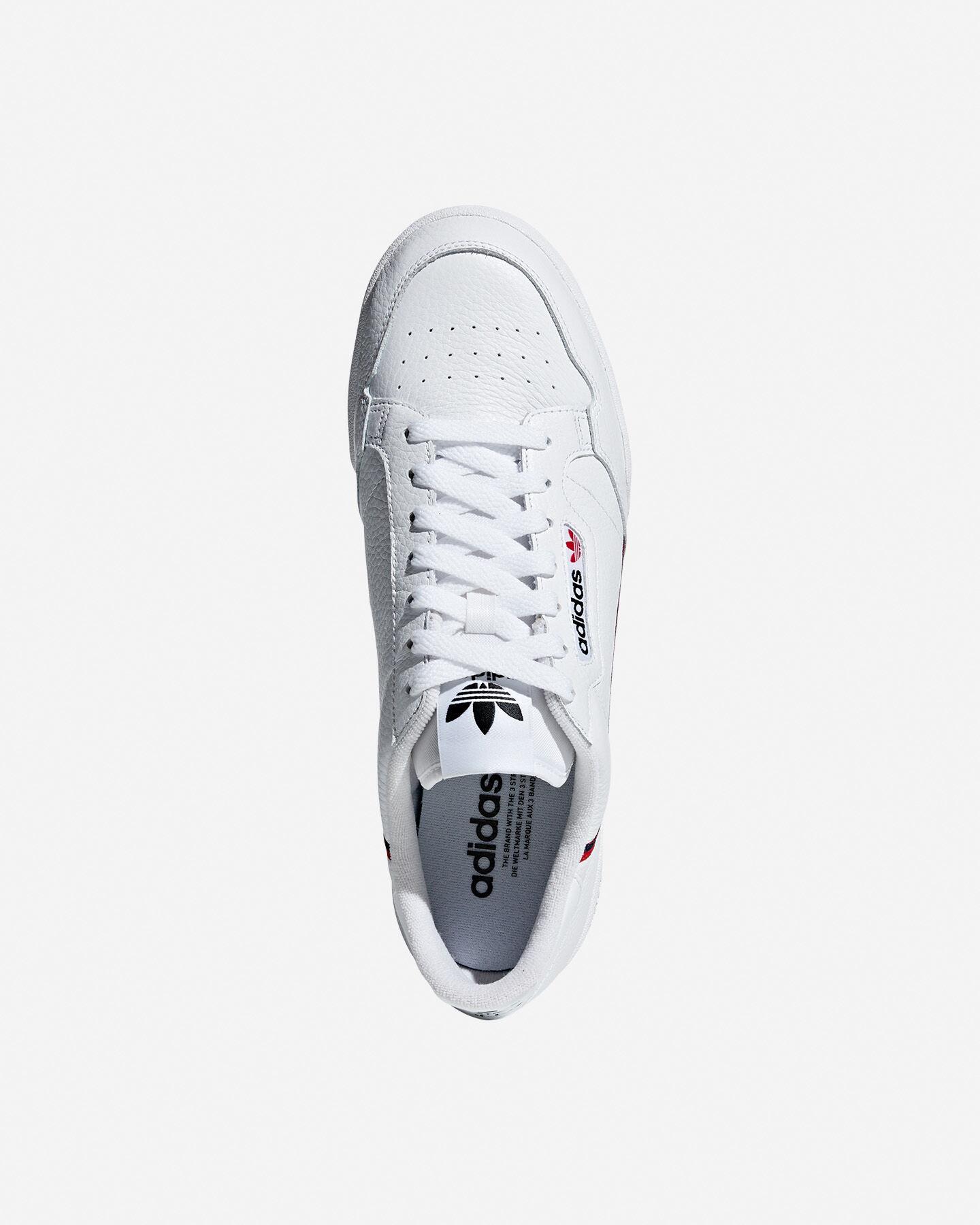 Scarpe sneakers ADIDAS CONTINENTAL 80 M S2020797 scatto 2