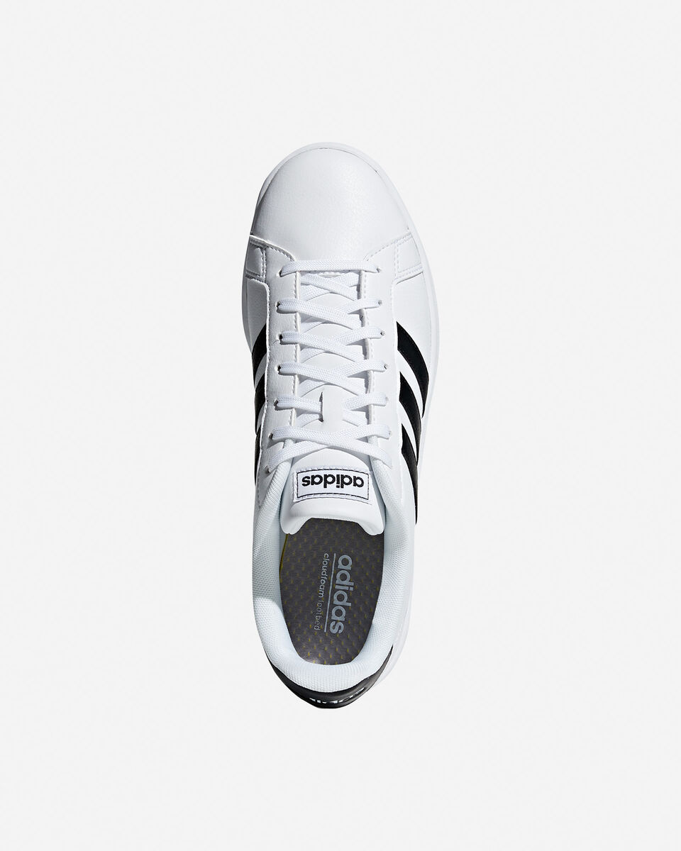 Scarpe sneakers ADIDAS GRAND COURT S4057049 scatto 2
