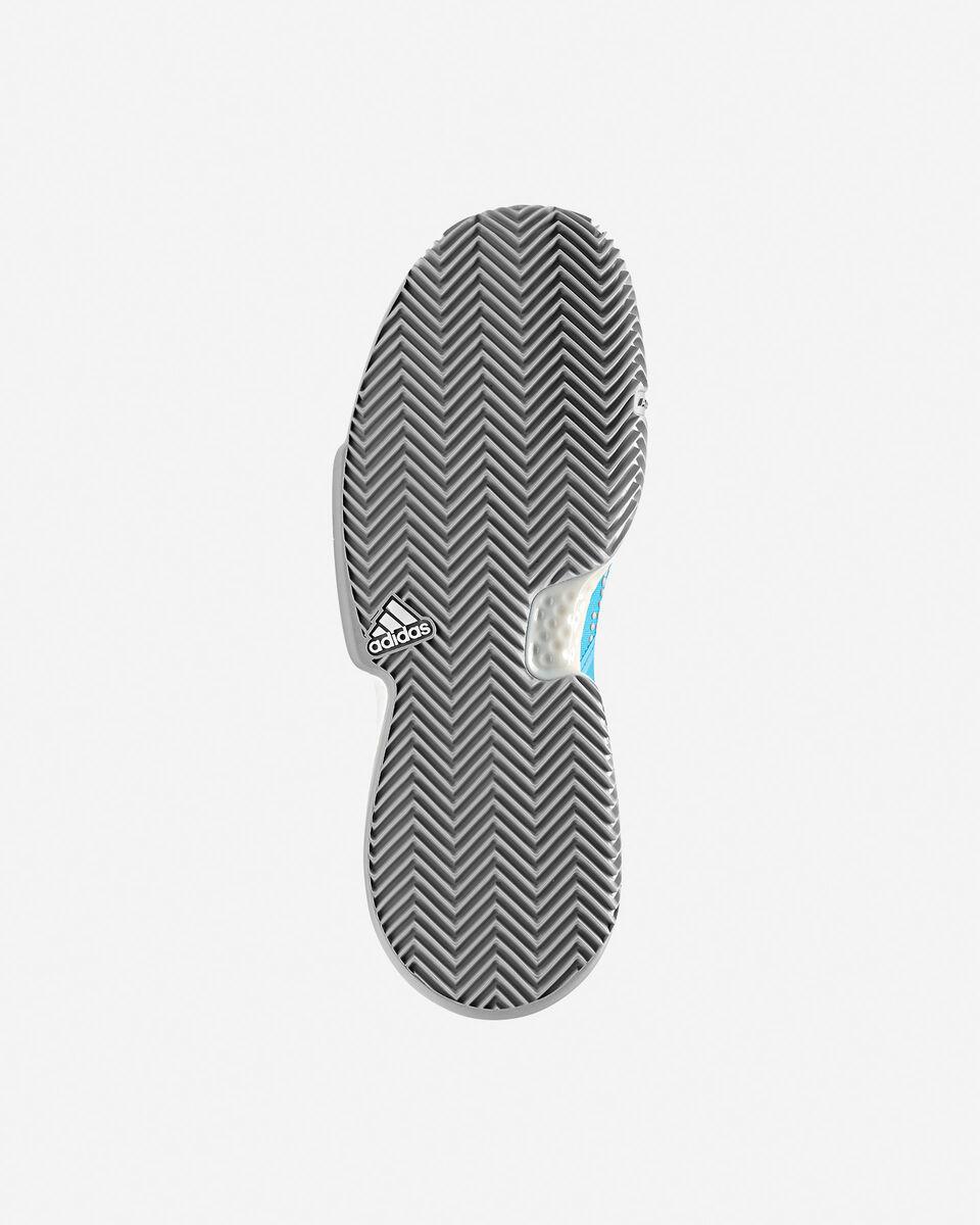 Scarpe tennis ADIDAS SOLECOURT BOOST CLAY M S5064272 scatto 1