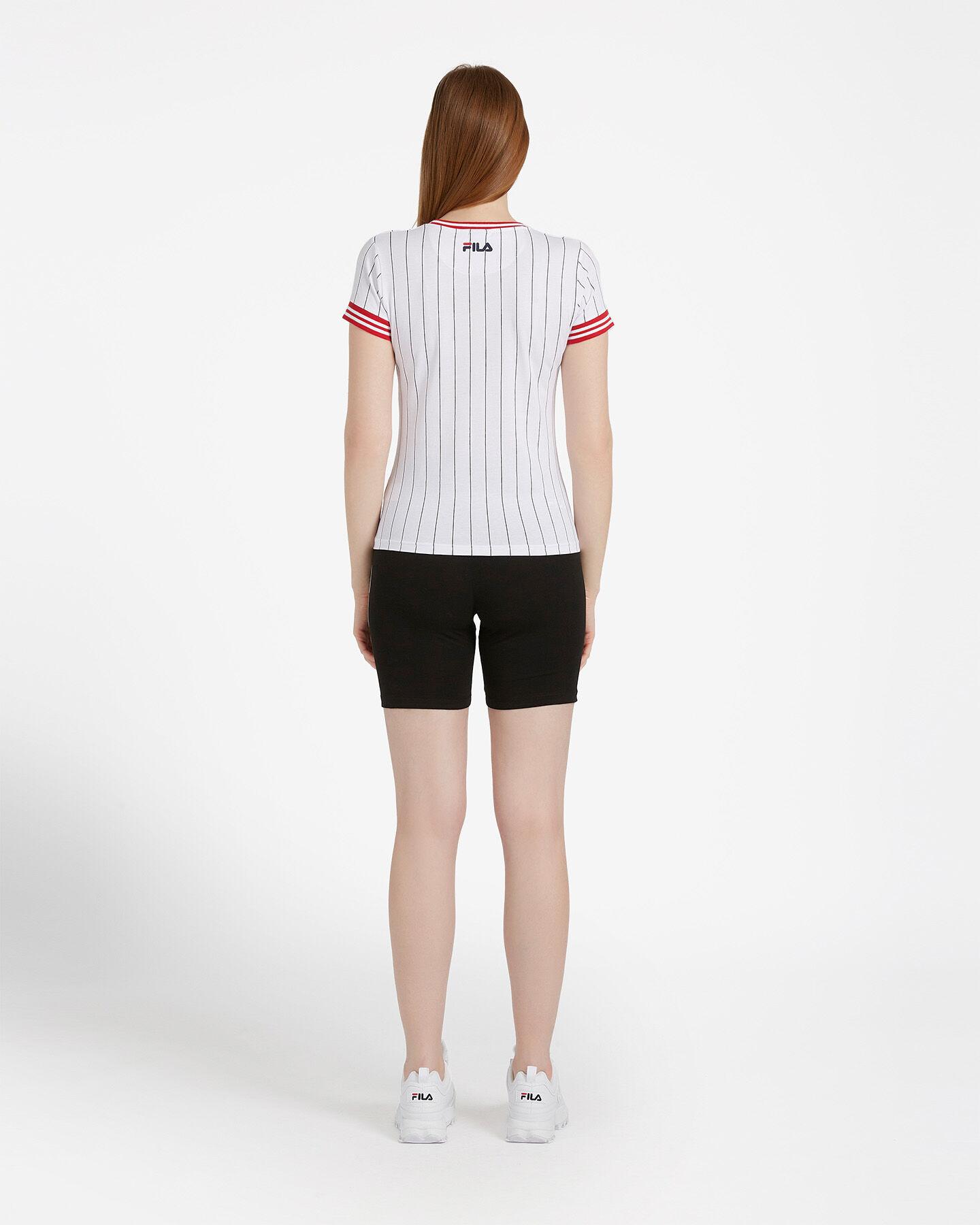 T-Shirt FILA STRIPES W S4074257 scatto 2