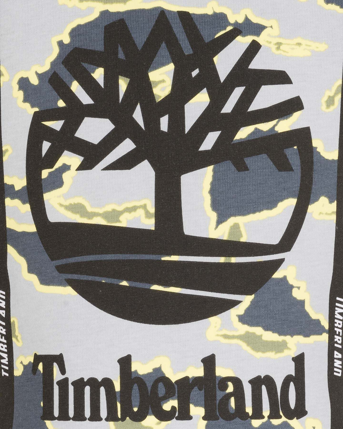 T-Shirt TIMBERLAND PLOGO TREE GRAPHIC JR S4088884 scatto 2