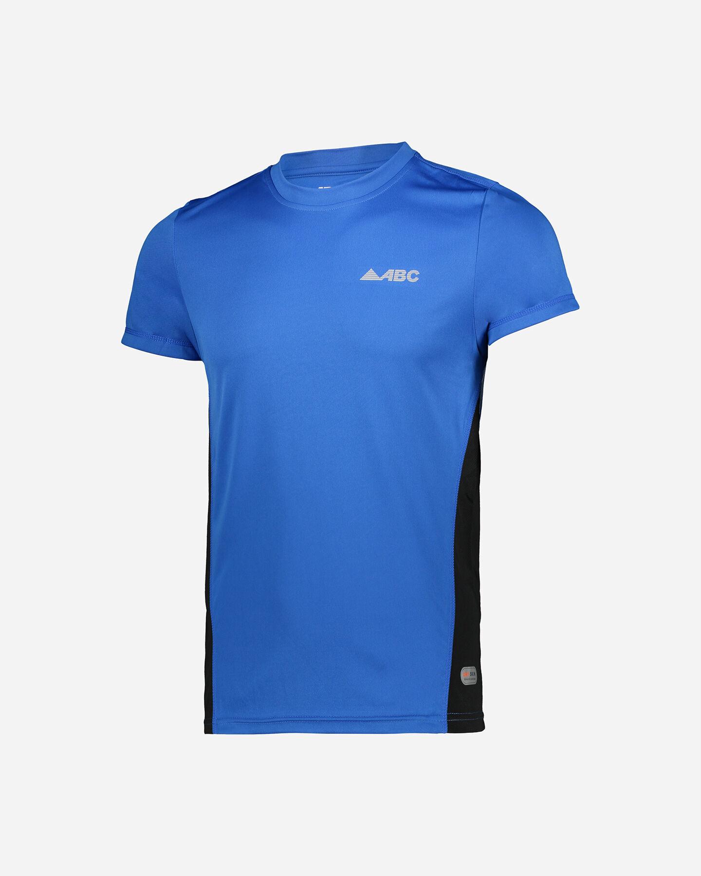 T-Shirt running ABC TECH RUN M S4088027 scatto 5