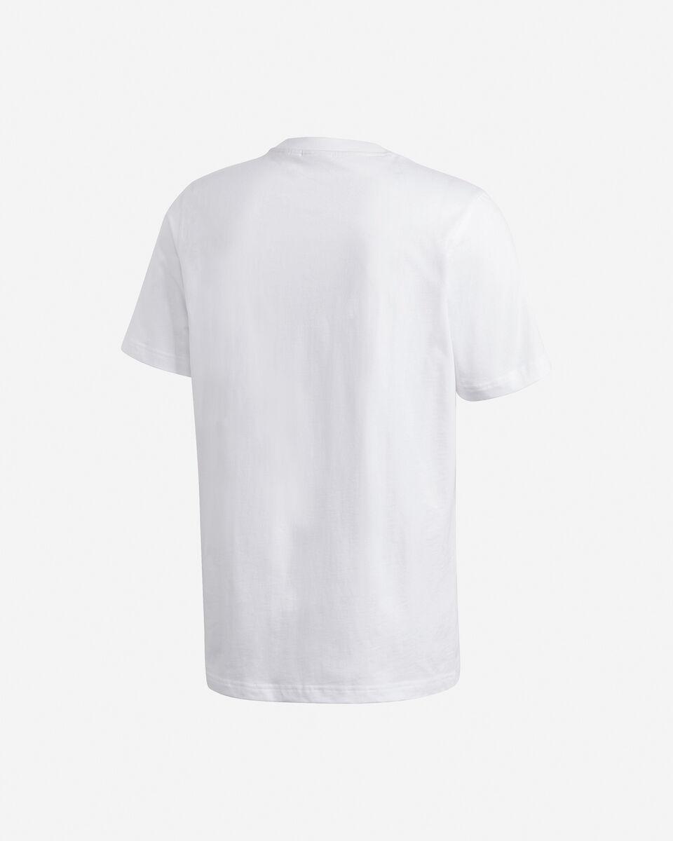 T-Shirt ADIDAS CAMO TREFOIL M S5210679 scatto 1
