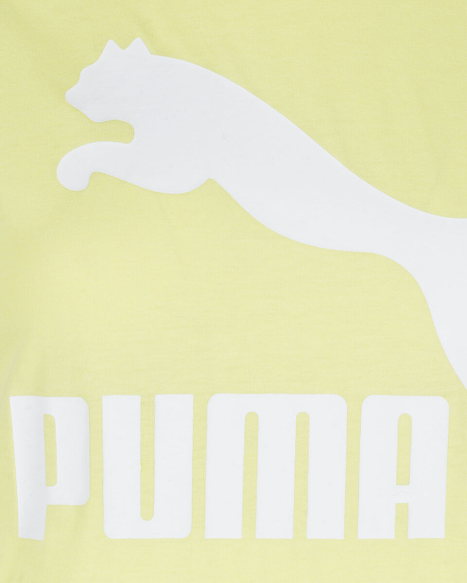 T-Shirt PUMA LOGO W S5189648 scatto 2