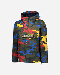 BACK TO THE 90S uomo NAPAPIJRI RAINFOREST CROSS M