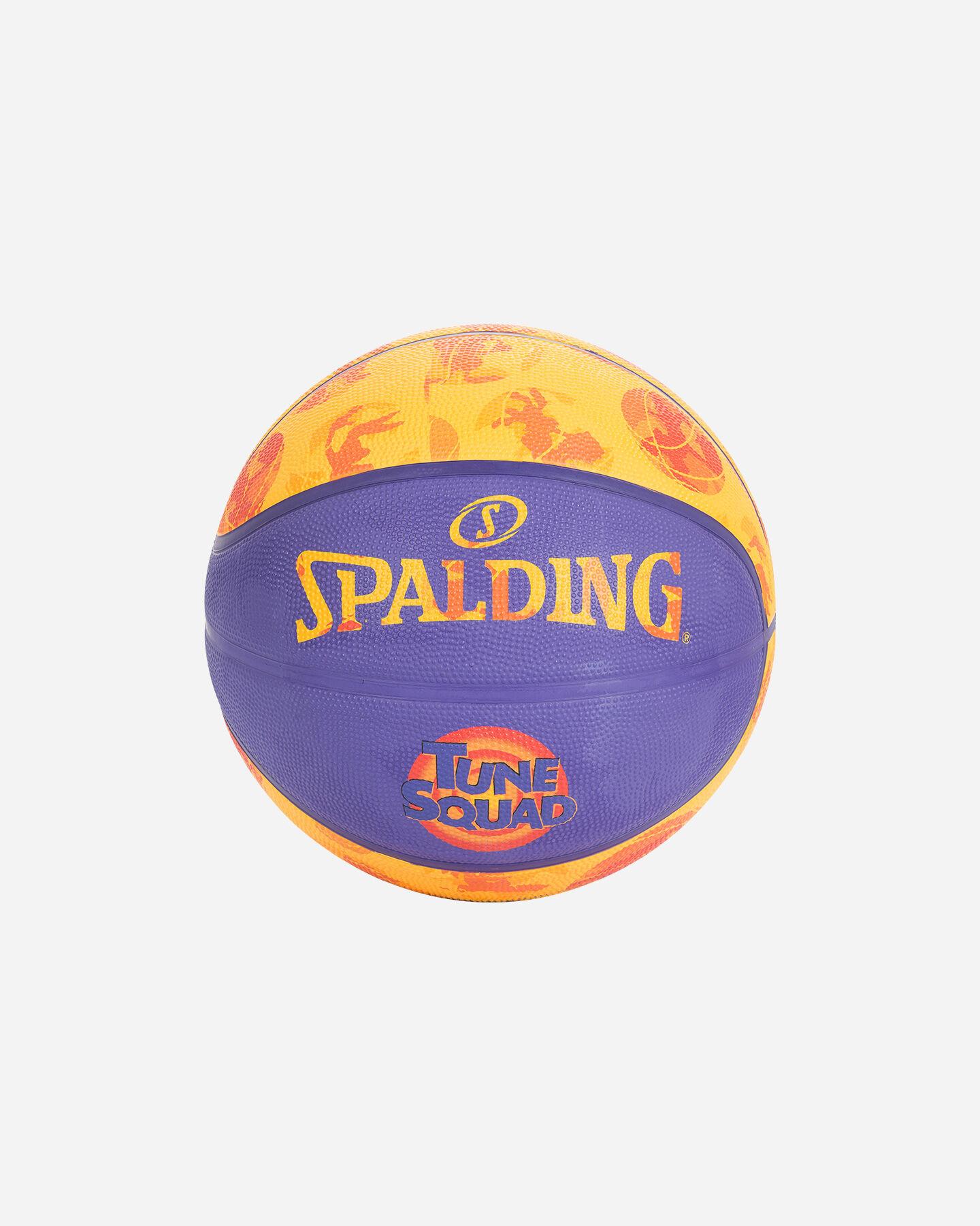 Pallone basket SPALDING TUNE SQUAD SPACE JAM S5371568|UNI|UNI scatto 1