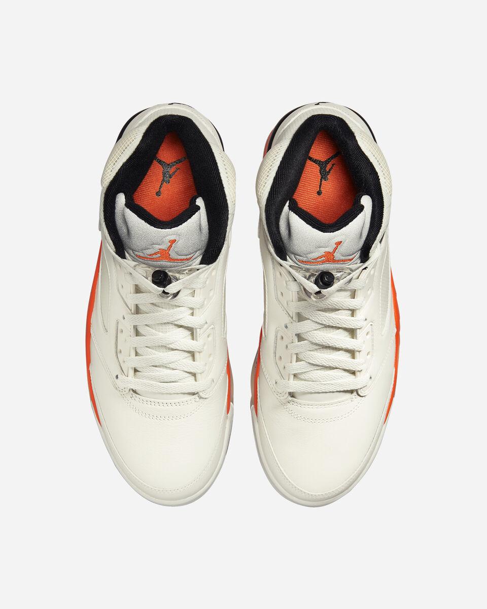 Scarpe sneakers NIKE AIR JORDAN 5 RETRO M S5331188 scatto 3