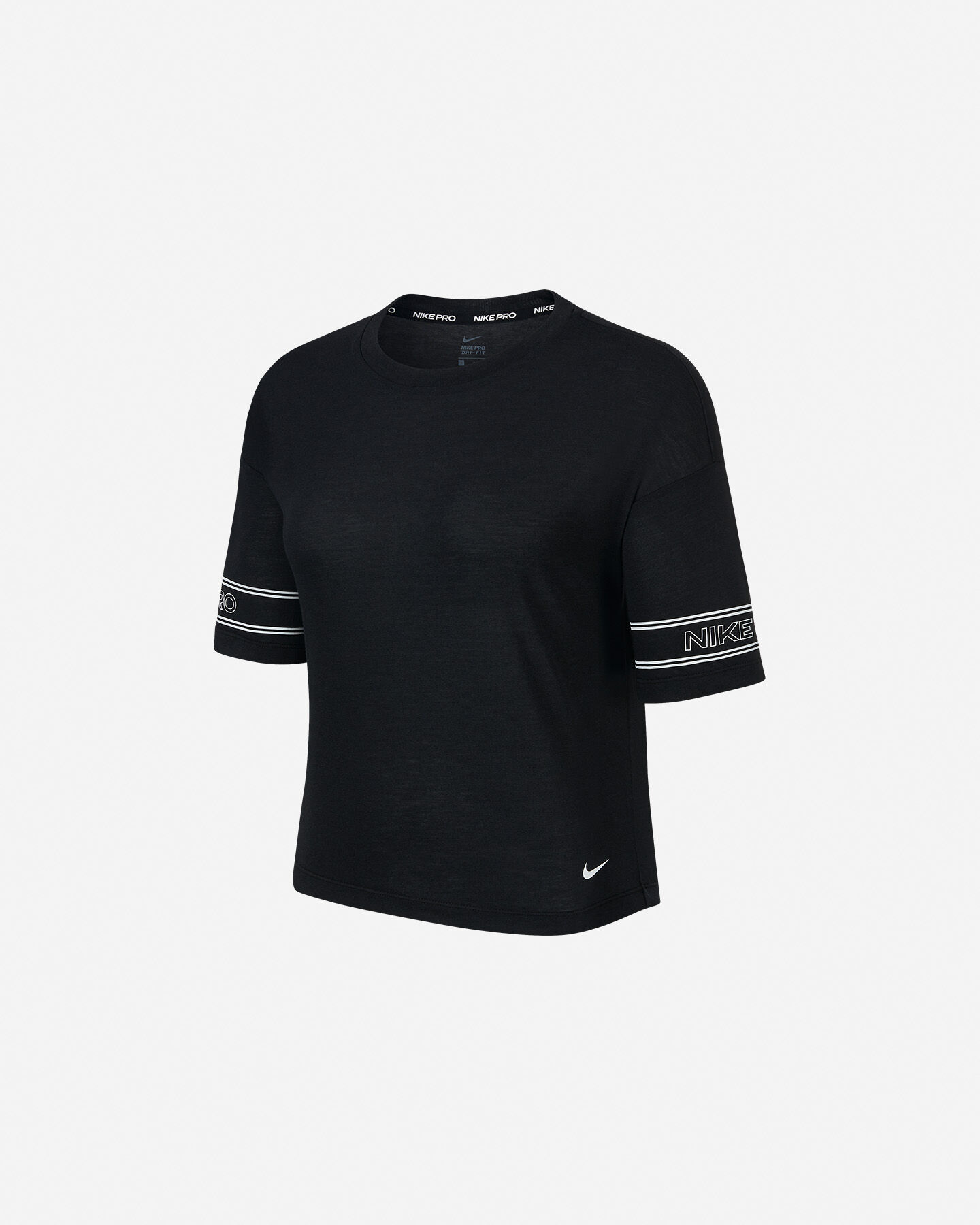 T-Shirt training NIKE PRO W S5195971 scatto 0