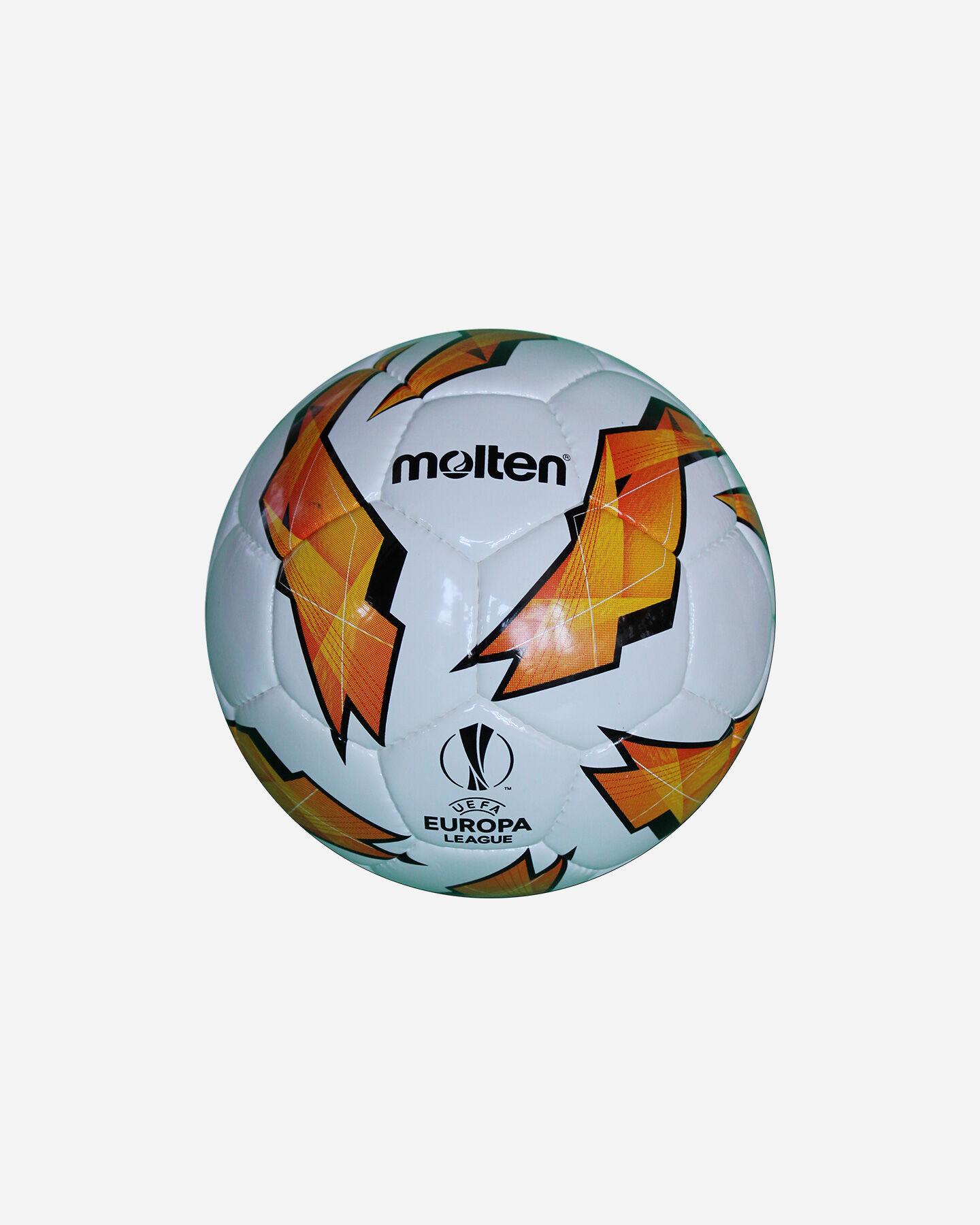 Pallone calcio MOLTEN EUROPA LEAGUE TPU 2.0 MIS.5 S4054081|1|5 scatto 0