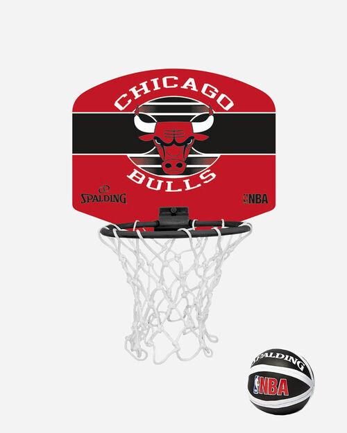 Canestro tabellone basket SPALDING NBA MINIBOARD CHICAGO BULLS 3f736bd5b0ad