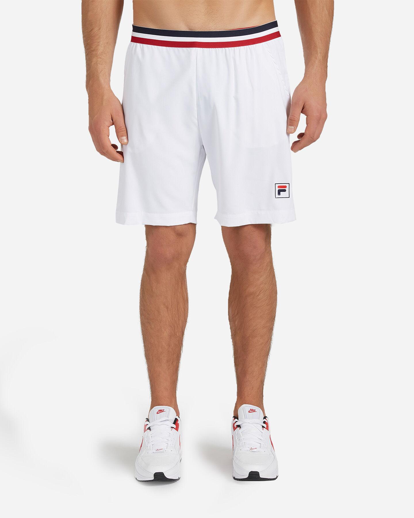 Pantaloncini tennis FILA CLASSIC TENNIS M S4075798 scatto 0