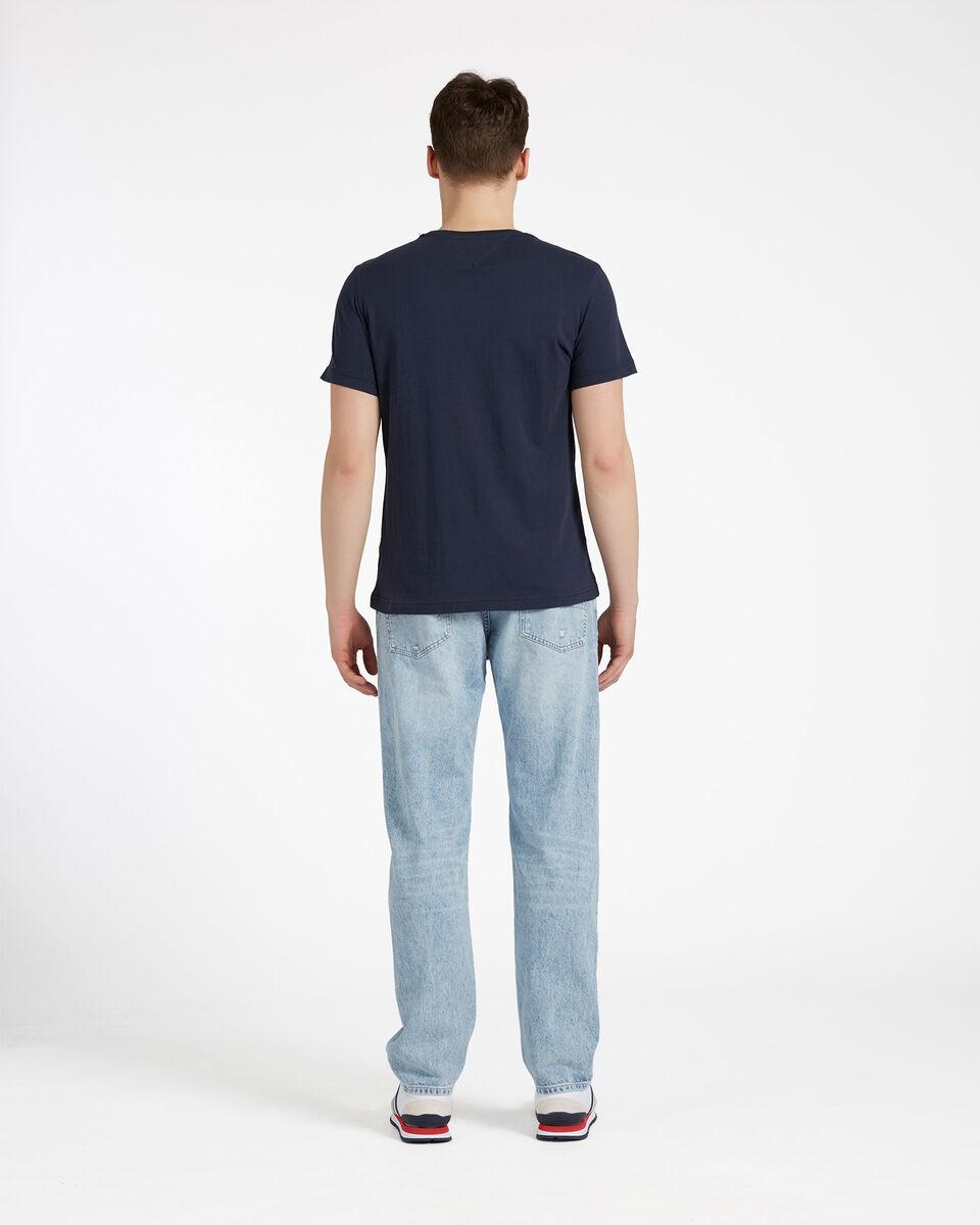 T-Shirt TOMMY HILFIGER CHEST BIG LOGO M S4088729 scatto 2
