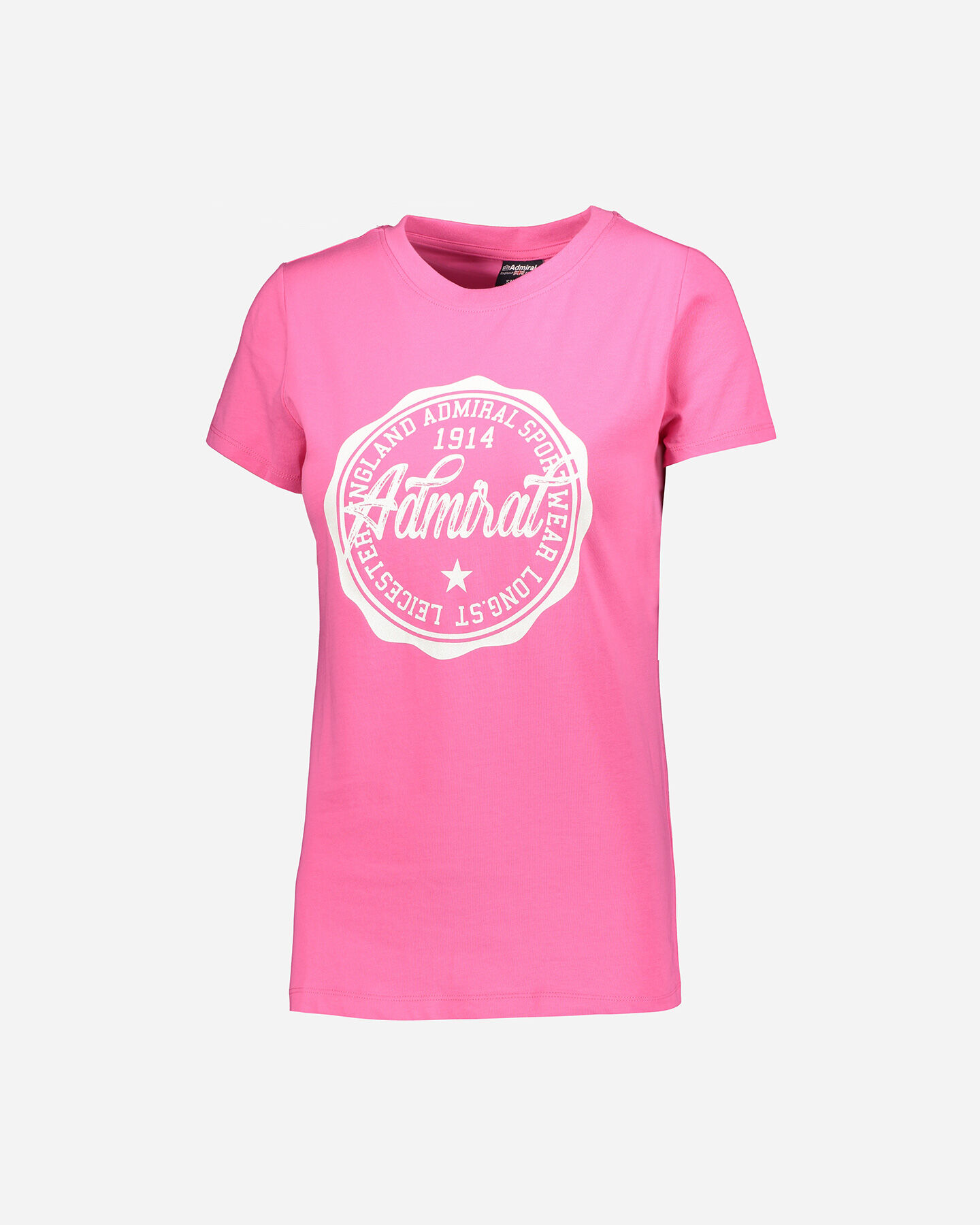 T-Shirt ADMIRAL BIG LOGO VARSITY W S4087705 scatto 0