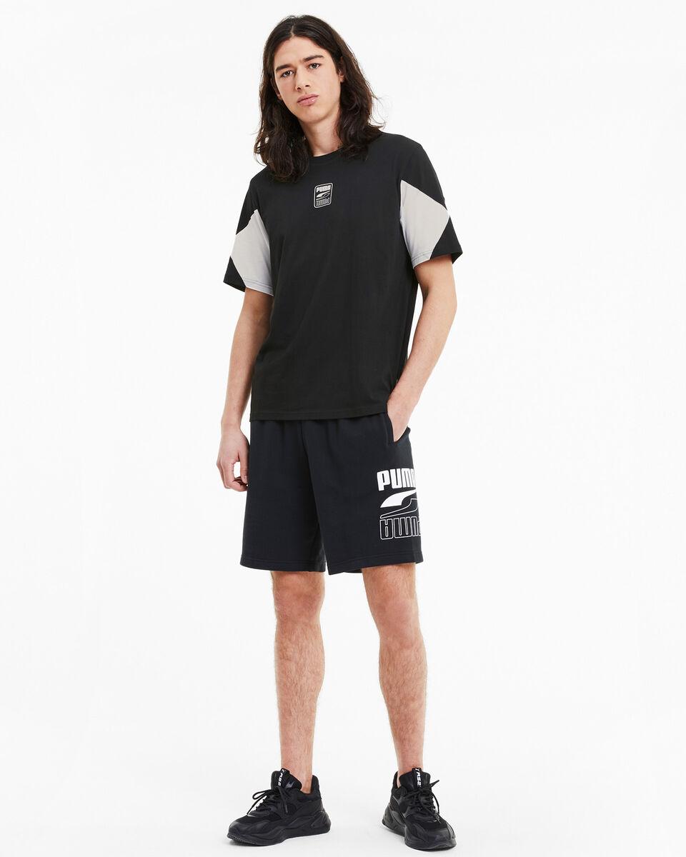 T-Shirt PUMA REBEL ADVANCED M S5235149 scatto 4