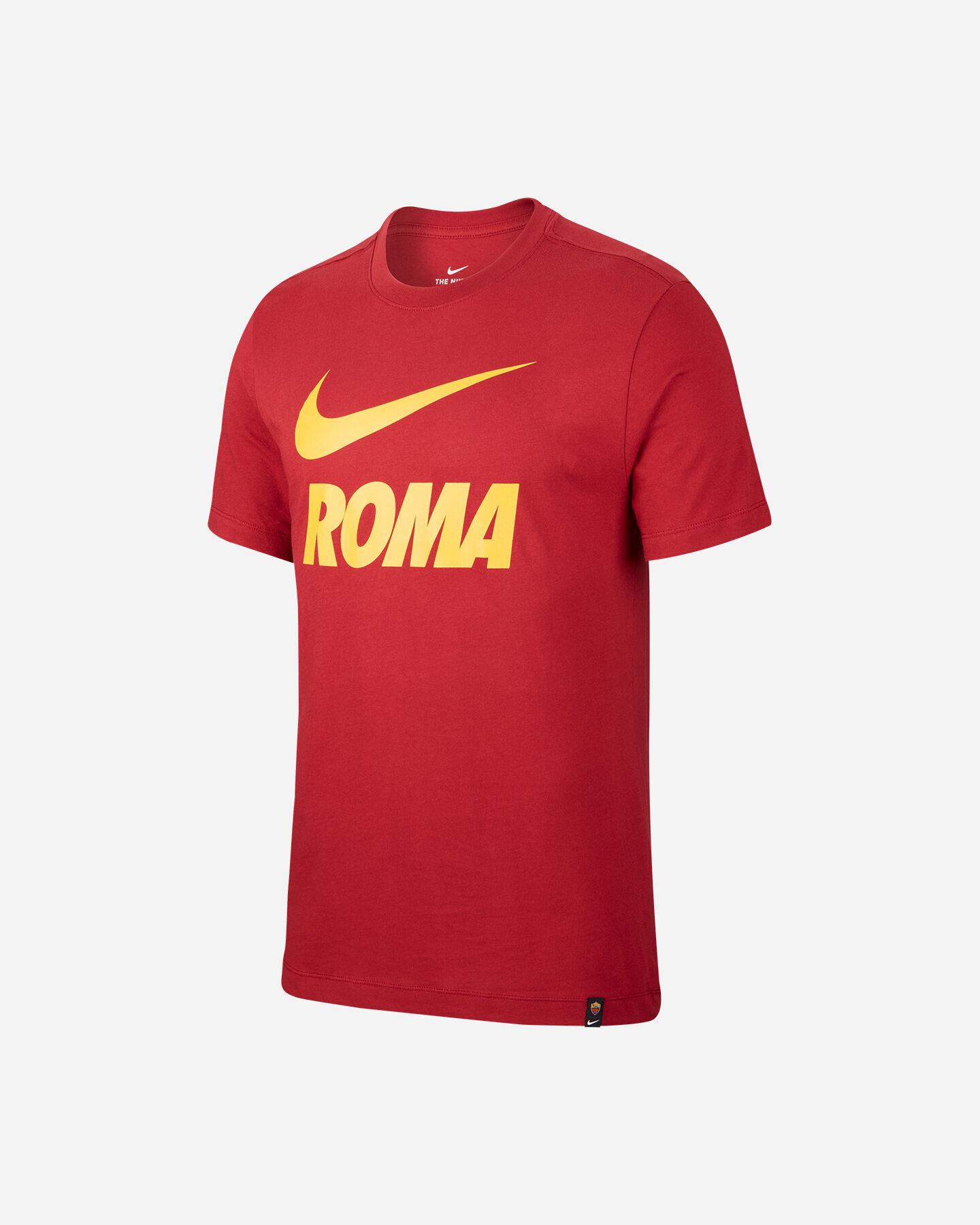 Abbigliamento calcio NIKE AS ROMA GROUND M S5195149 scatto 0