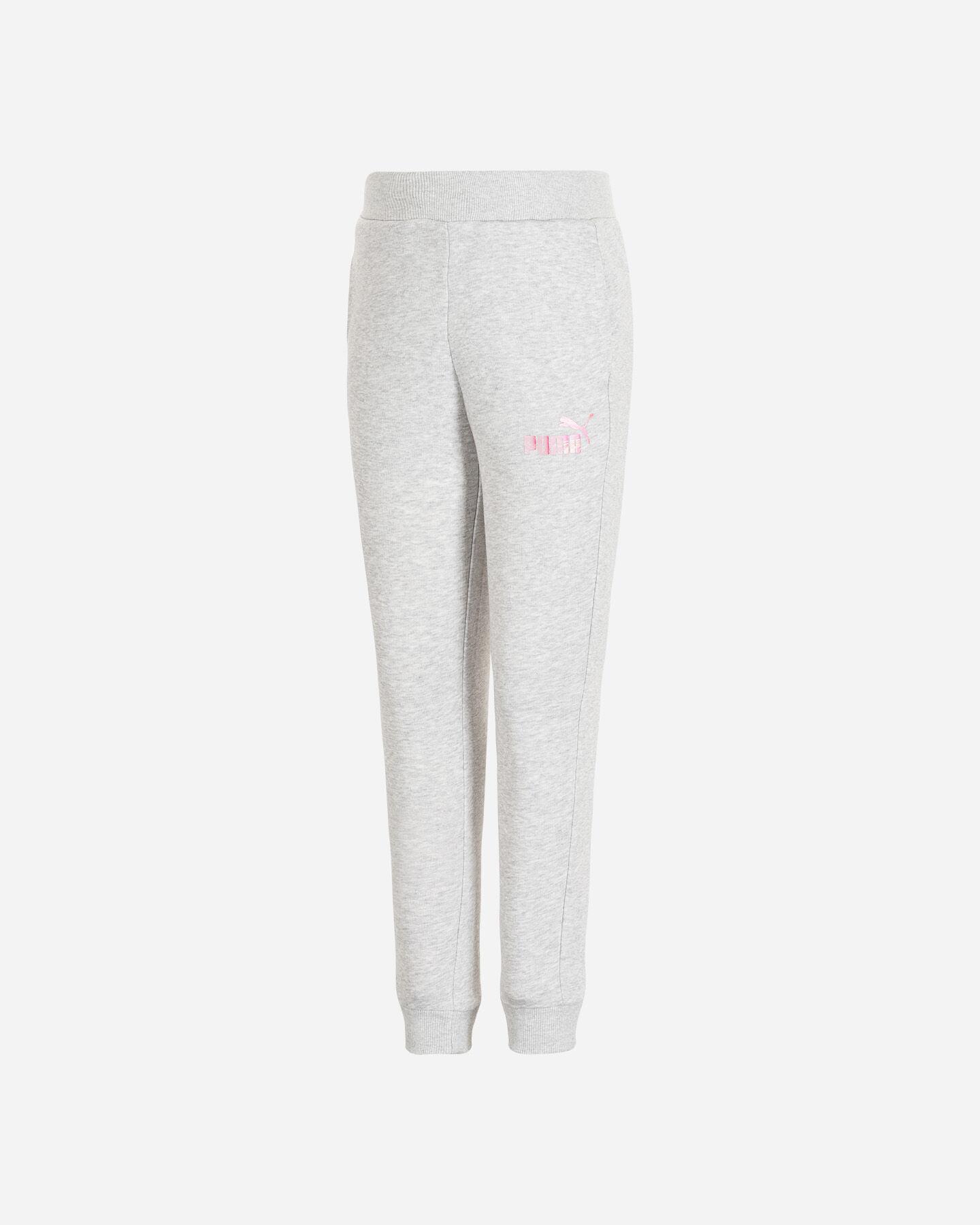 Pantalone PUMA BASIC JR S5339170 scatto 0