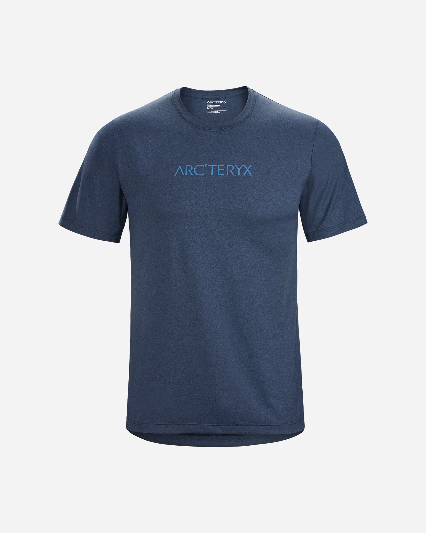 T-Shirt ARC'TERYX REMIGE WORD M S4075197 scatto 0