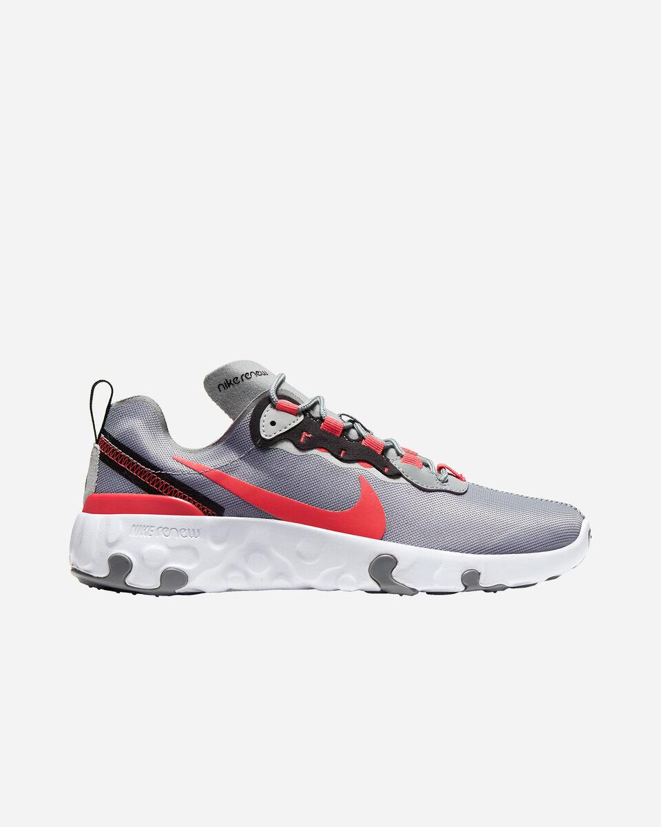 Scarpe sneakers NIKE RENEW ELEMENT 55 GS JR S5162309 scatto 0
