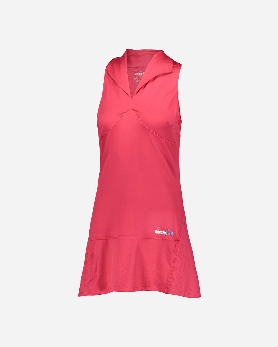 Abbigliamento tennis DIADORA CLAY W S4061549 scatto 0