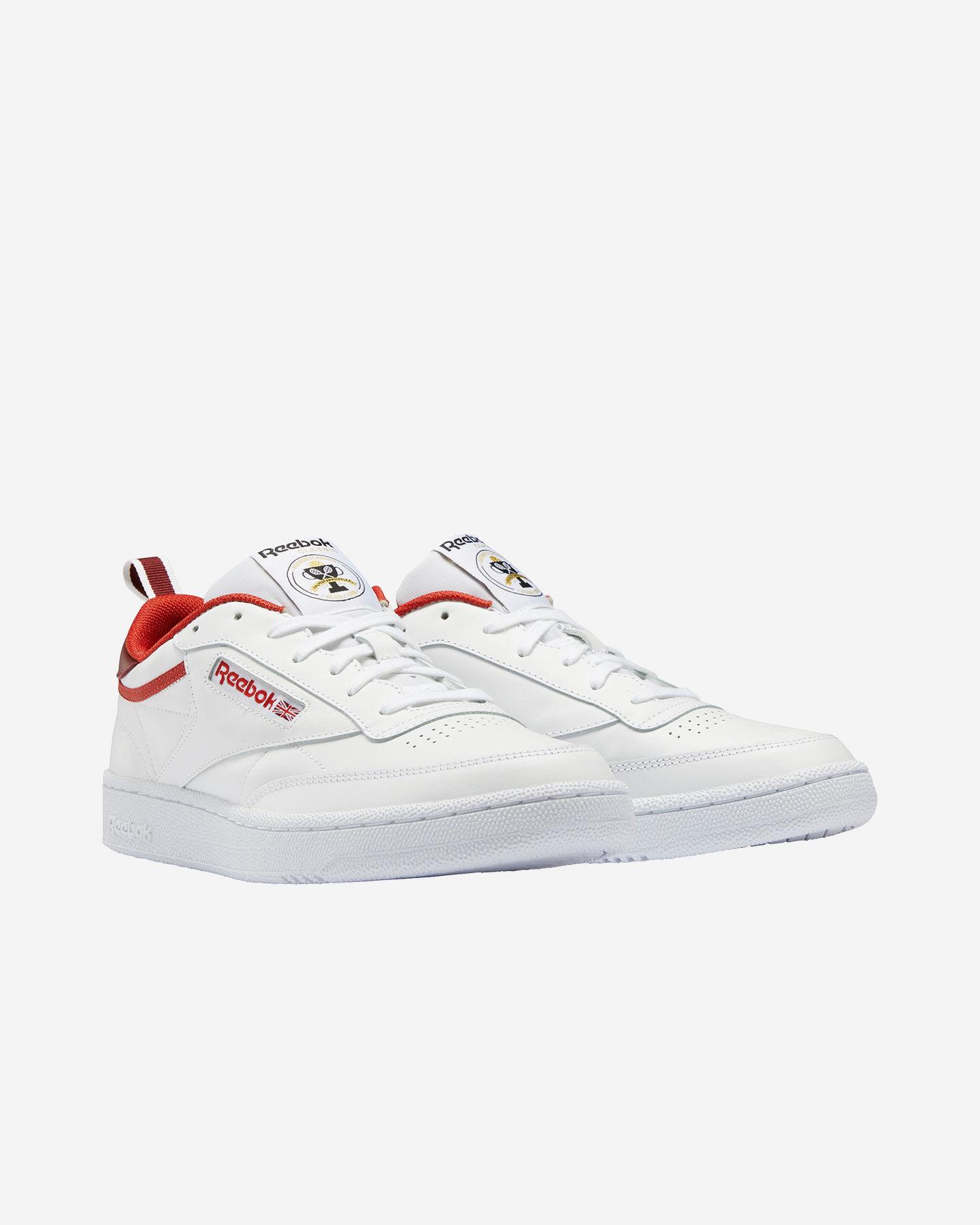 Scarpe sneakers REEBOK CLUB C 85 M S5215979 scatto 1