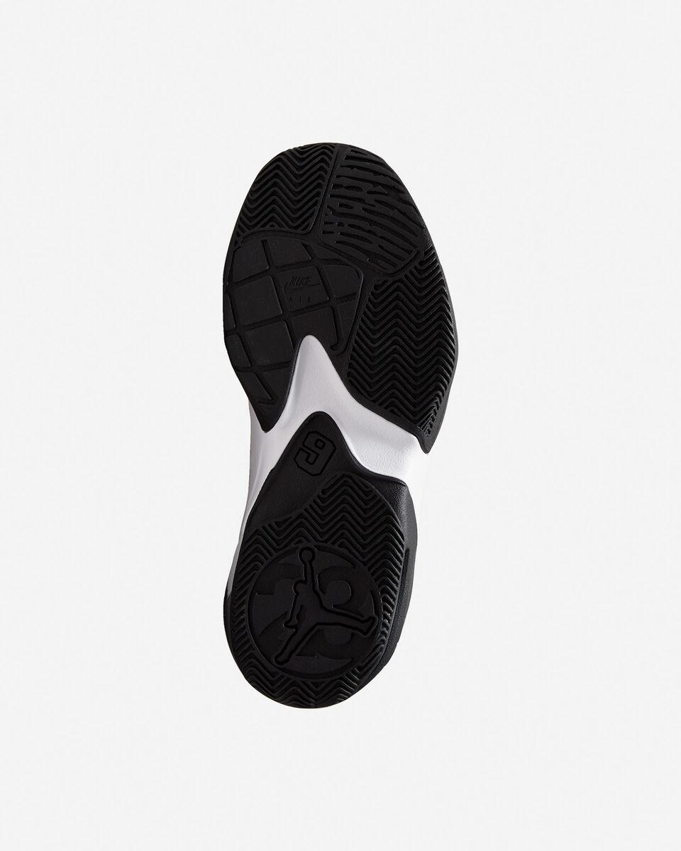 Scarpe sneakers NIKE JORDAN MAX AURA 3 GS JR S5318383 scatto 2