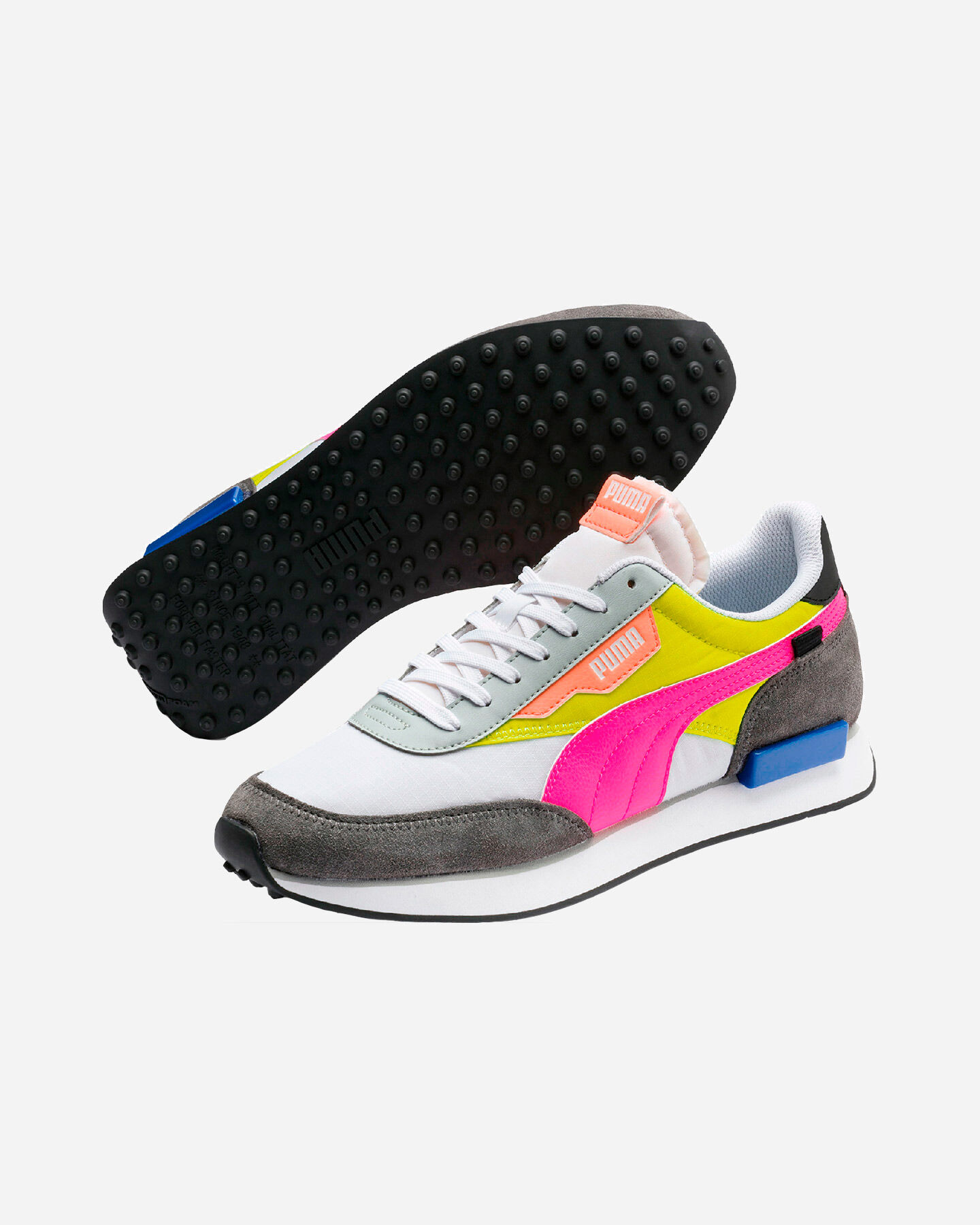 Scarpe sneakers PUMA FUTURE RIDER PLAY ON W S5188685 scatto 1