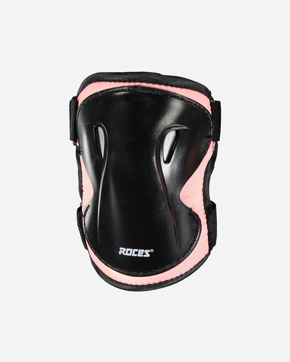 Protezione pattinaggio ROCES SUPER 3 PACK JR S1317927 1 S scatto 1