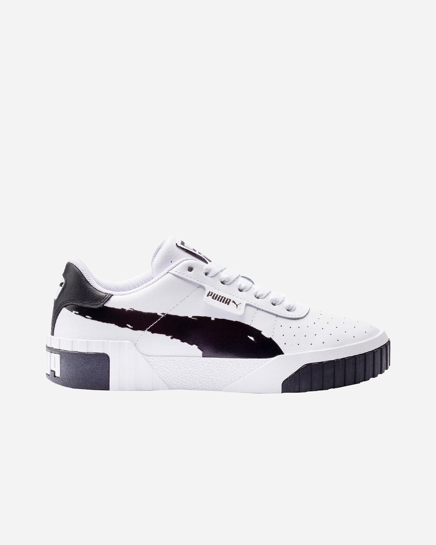 puma bianche e nere donna scarpe
