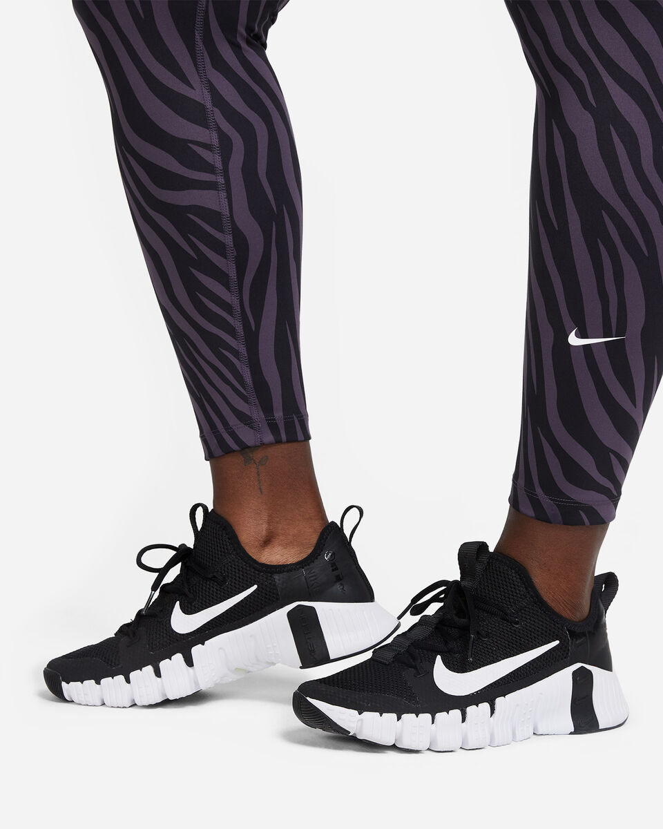 Leggings NIKE POLY ONE AOP 7/8 W S5267770 scatto 3
