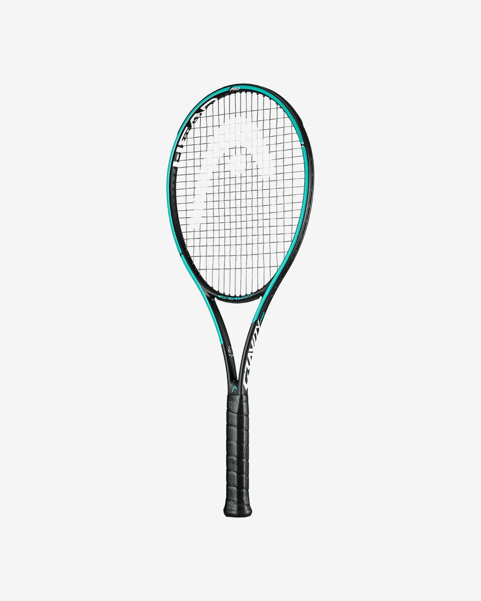 Telaio tennis HEAD GRAPHENE 360+ GRAVITY PRO S5185562 scatto 1