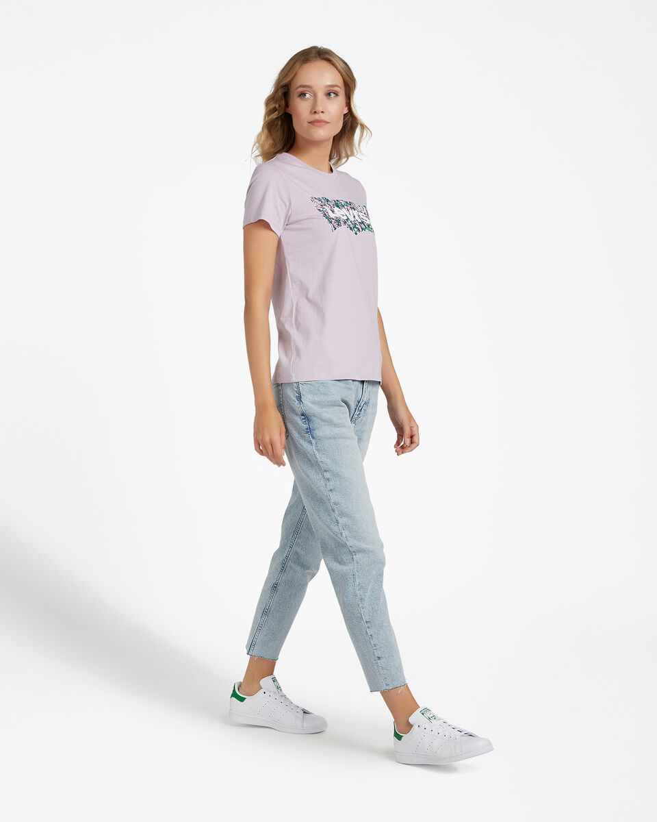 T-Shirt LEVI'S THE PERFECT BOXTAB W S4083513 scatto 3