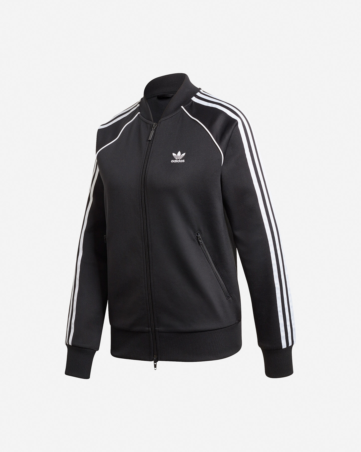 Felpa ADIDAS INTERLOCK W S5210201 scatto 0