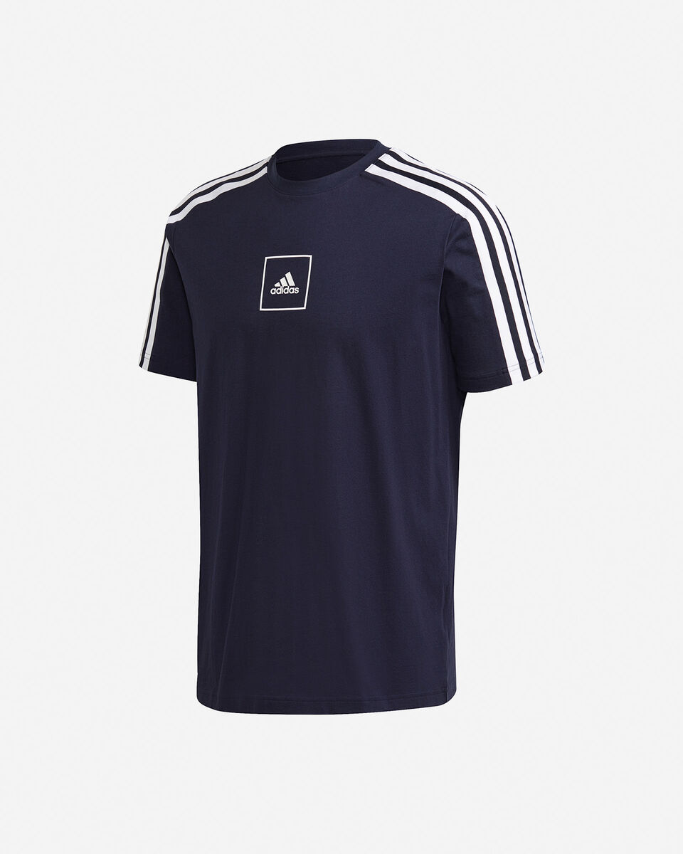 T-Shirt ADIDAS 3S TAPE M S5217933 scatto 0