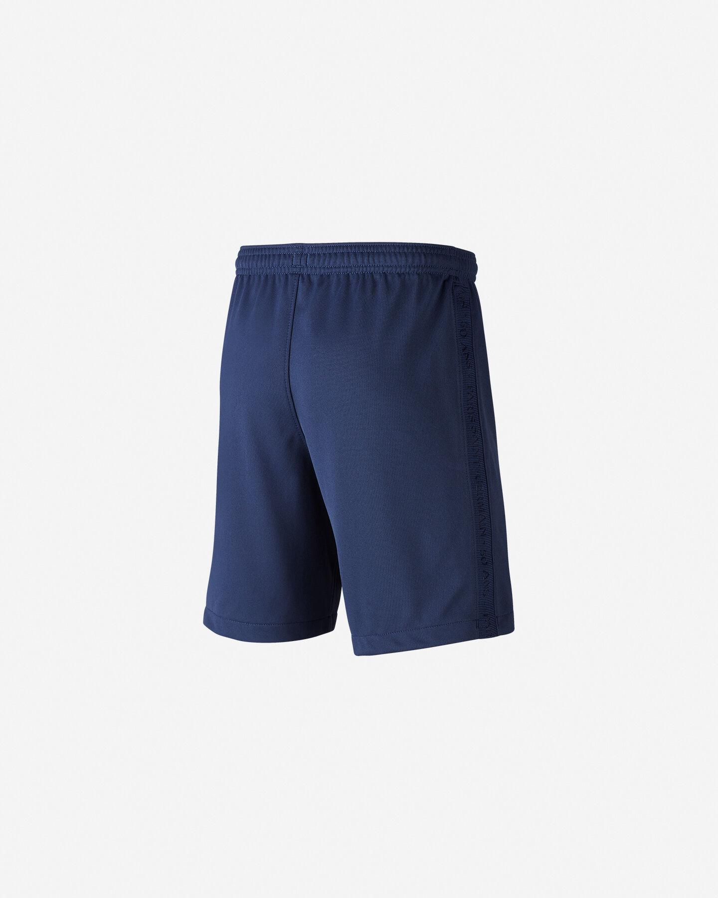 Pantaloncini calcio NIKE PARIS SAINT-GERMAIN HOME 20/21 JR S5195475 scatto 2