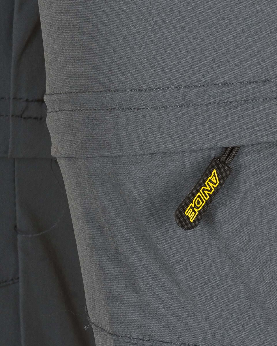 Pantalone outdoor ANDE SIERRA ZIP OFF M S4075556 scatto 2