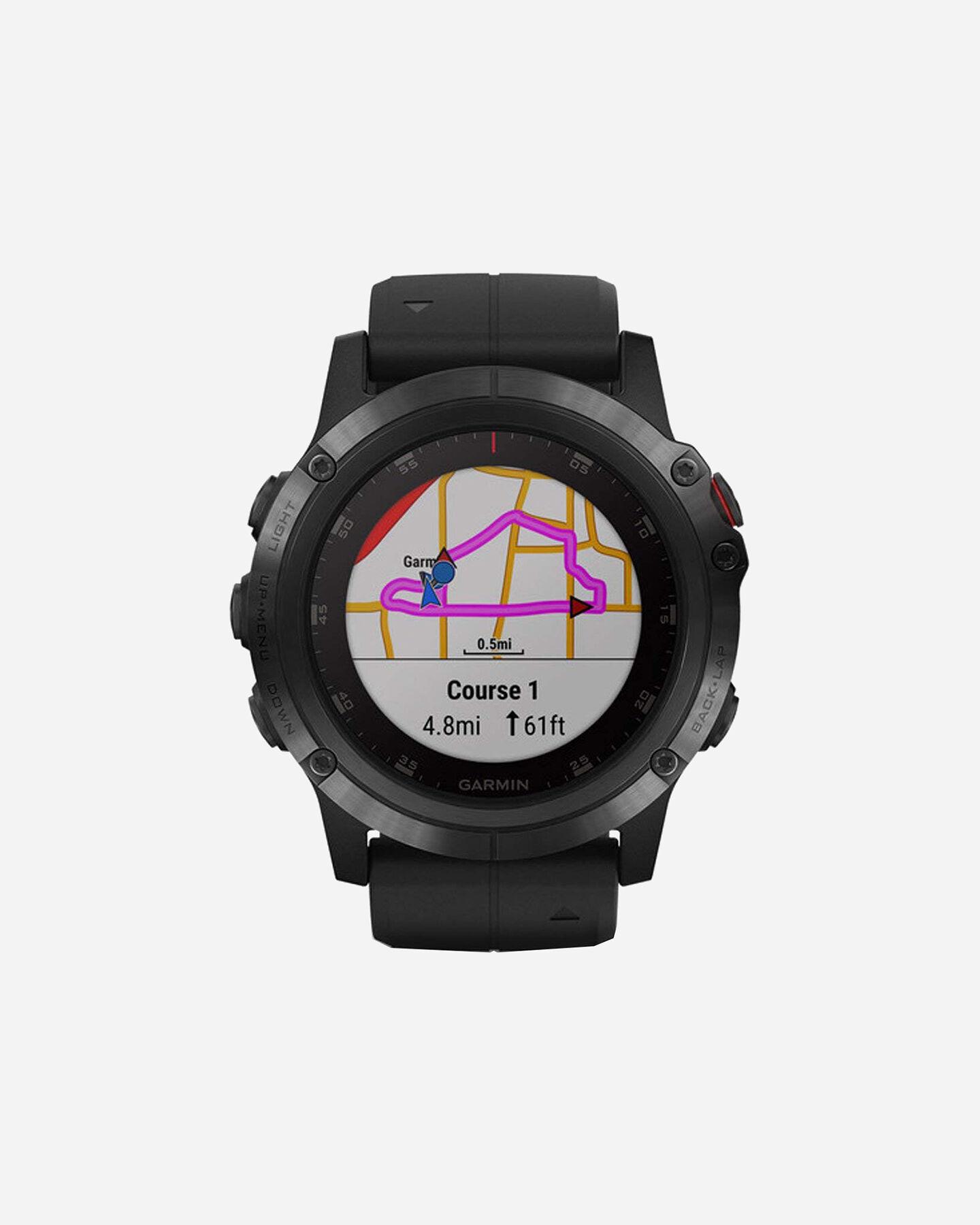 Orologio multifunzione GARMIN FENIX 5X PLUS S4056934 01 UNI scatto 1