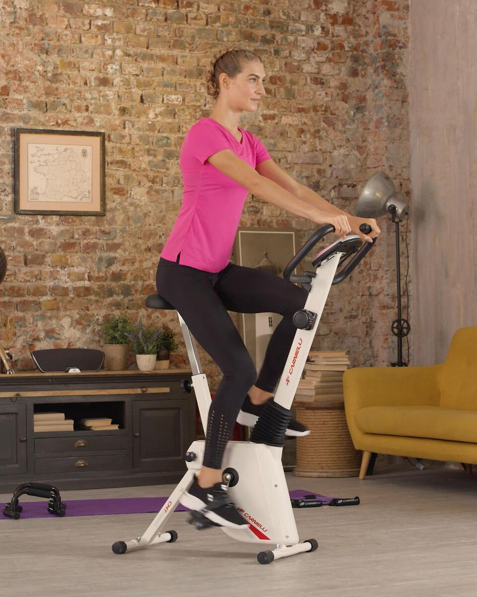 Cyclette CARNIELLI COMPACT S5231276 1 UNI scatto 4