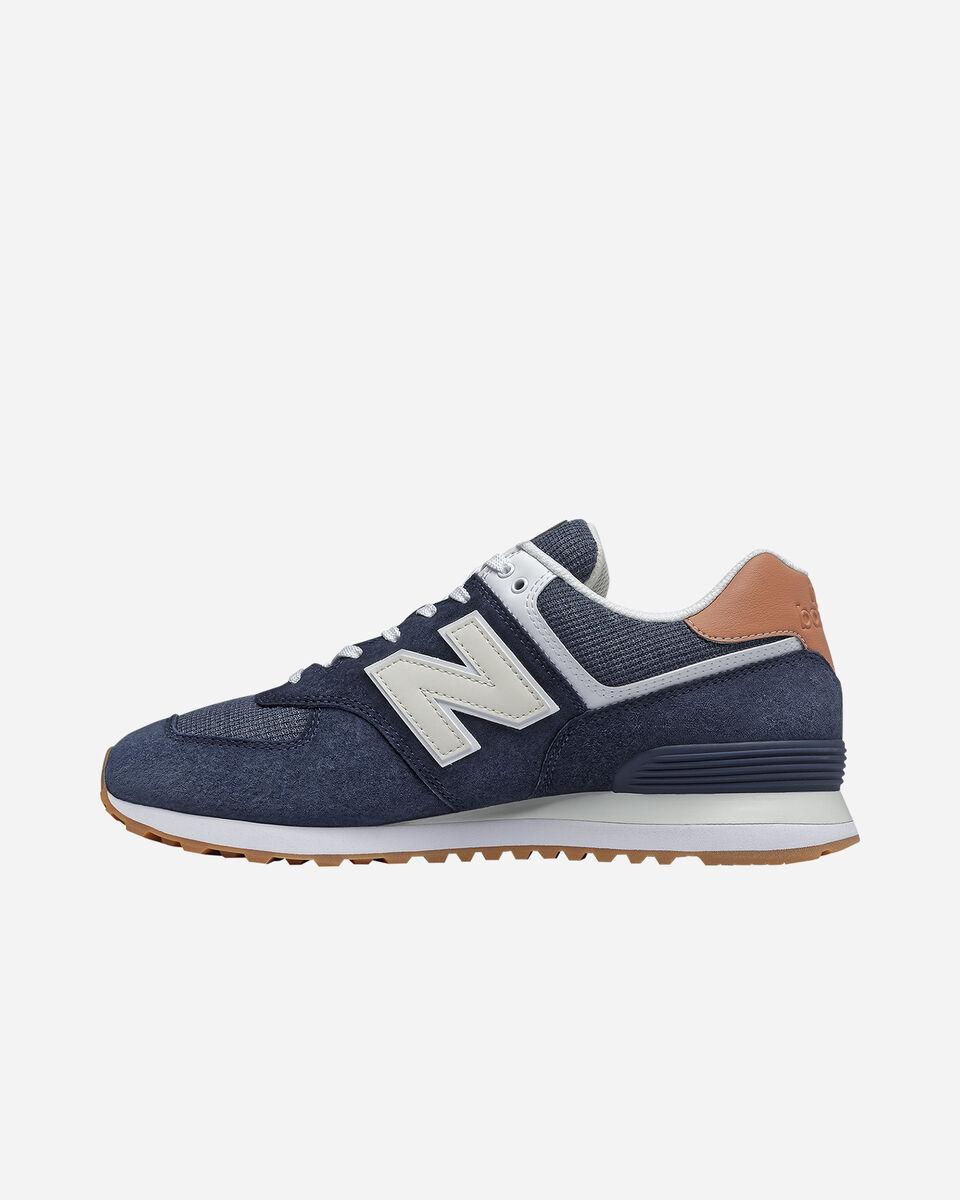 Scarpe sneakers NEW BALANCE 574 M S5236629 scatto 3